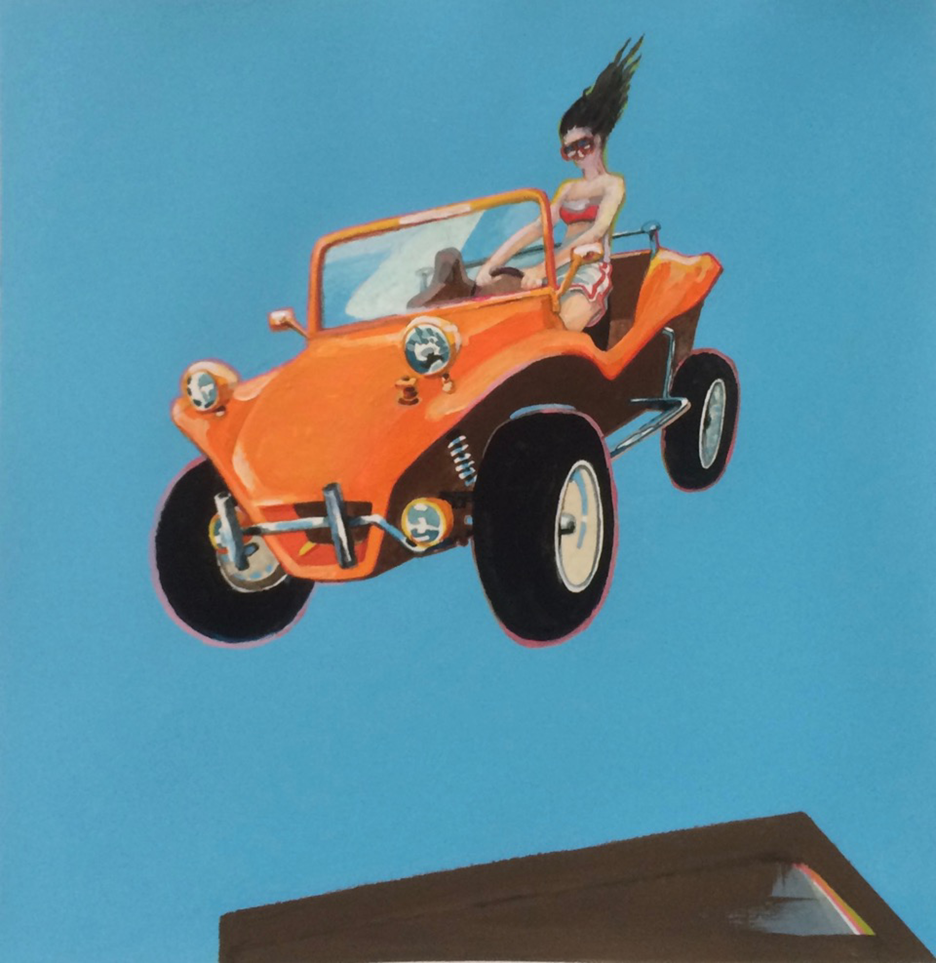 Bug Air by Joe Currie
