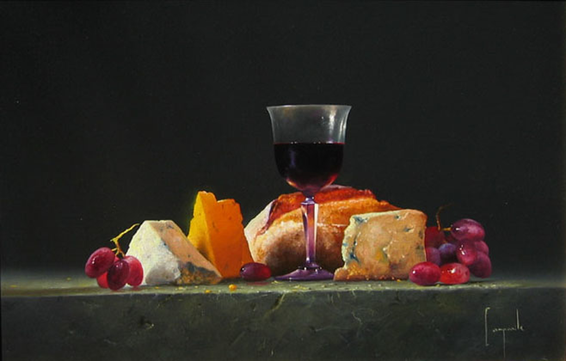 L'Antipasto by Dario Campanile