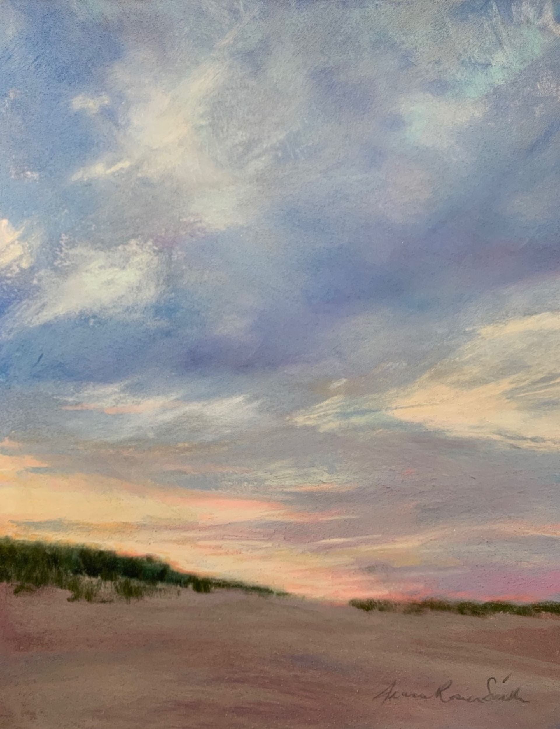 Into the Distance by Jeanne Rosier Smith