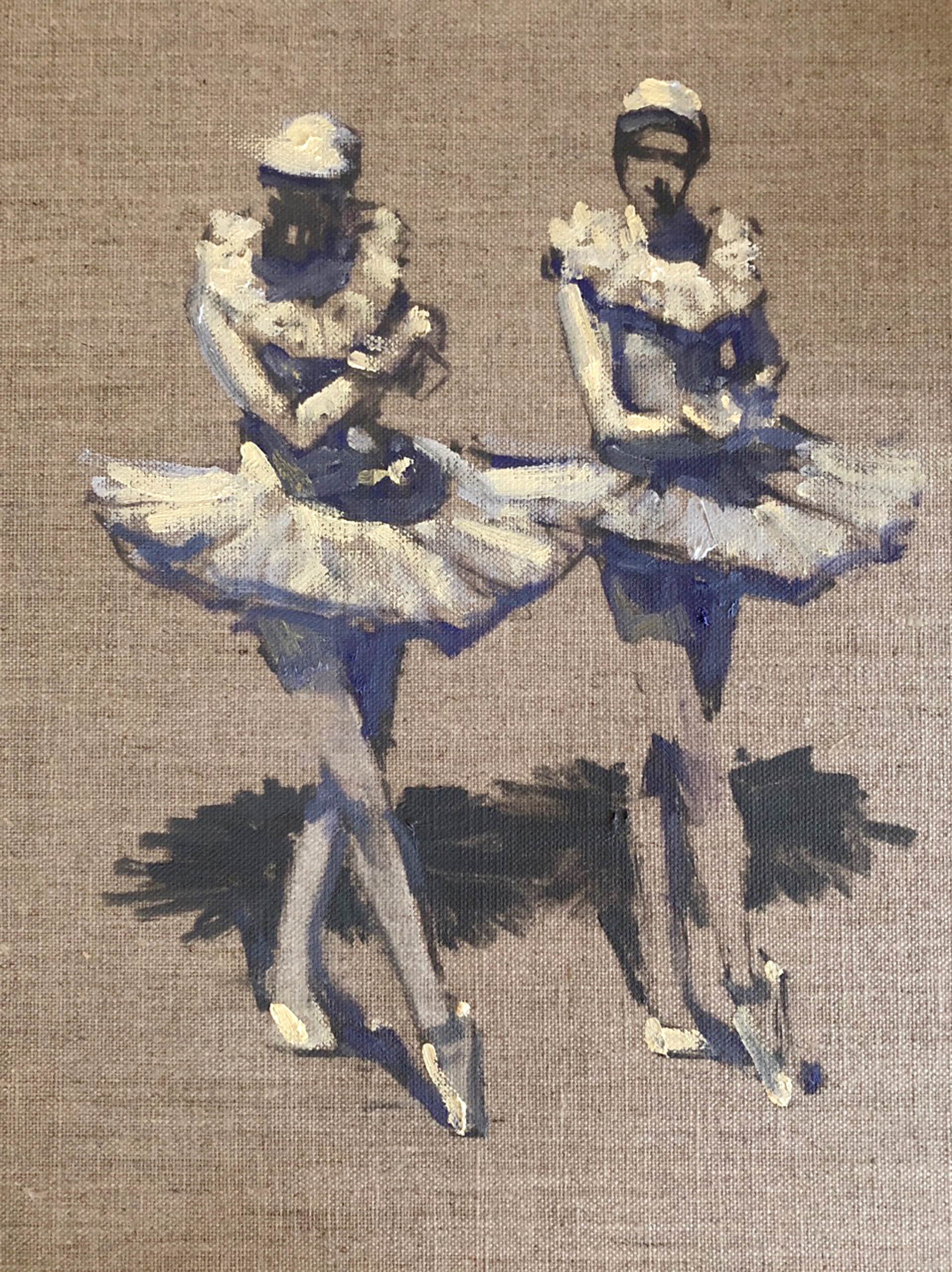 The White Ballet by Marjorie Hicks