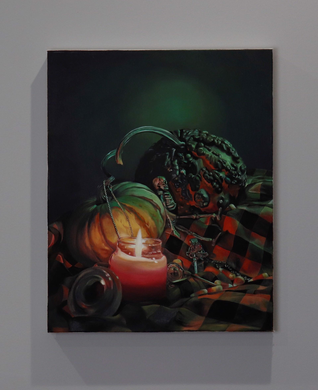 Pumpkin Lights by Daniela Velez