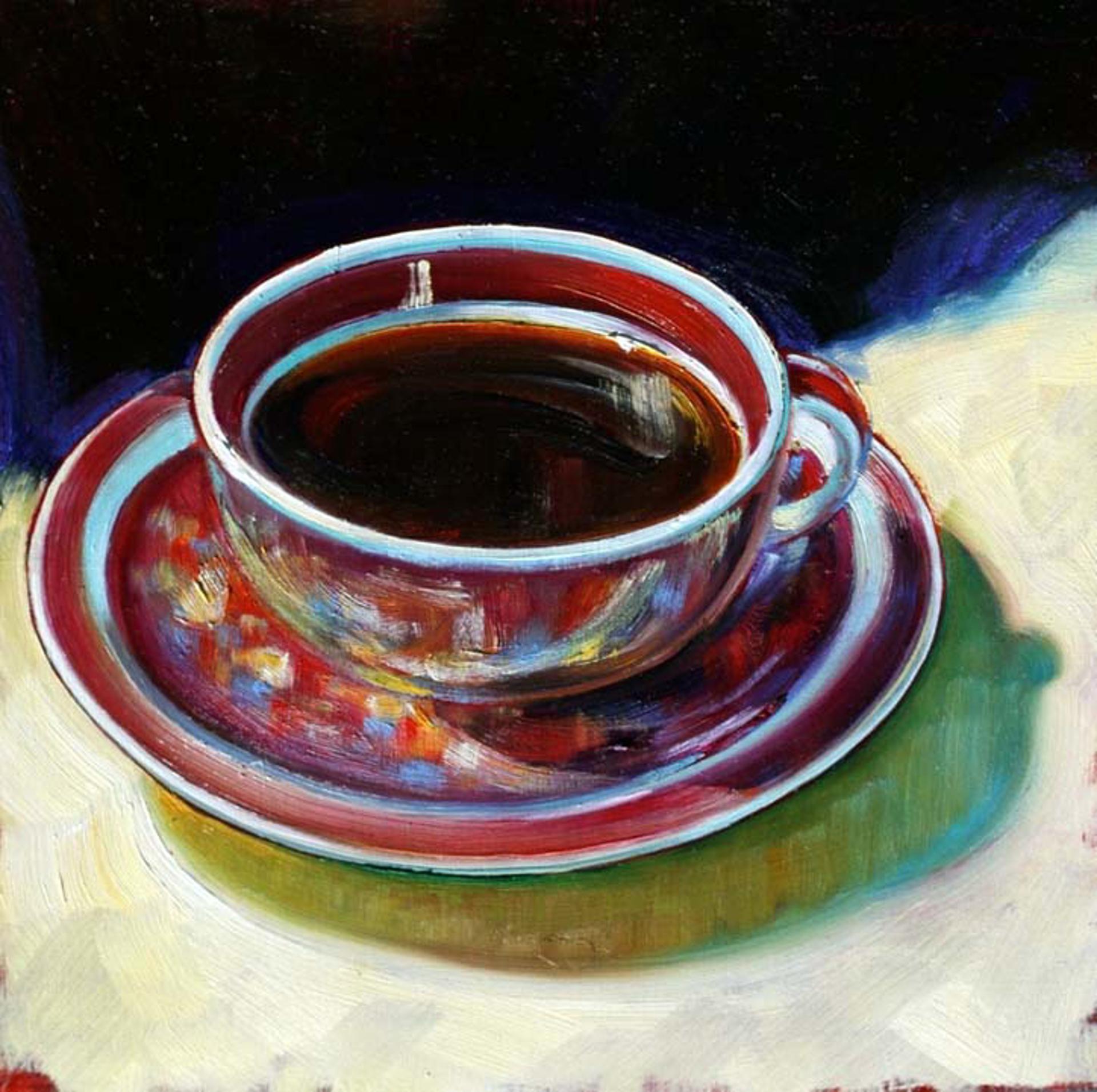 Kona Coffee by Caroline Zimmermann