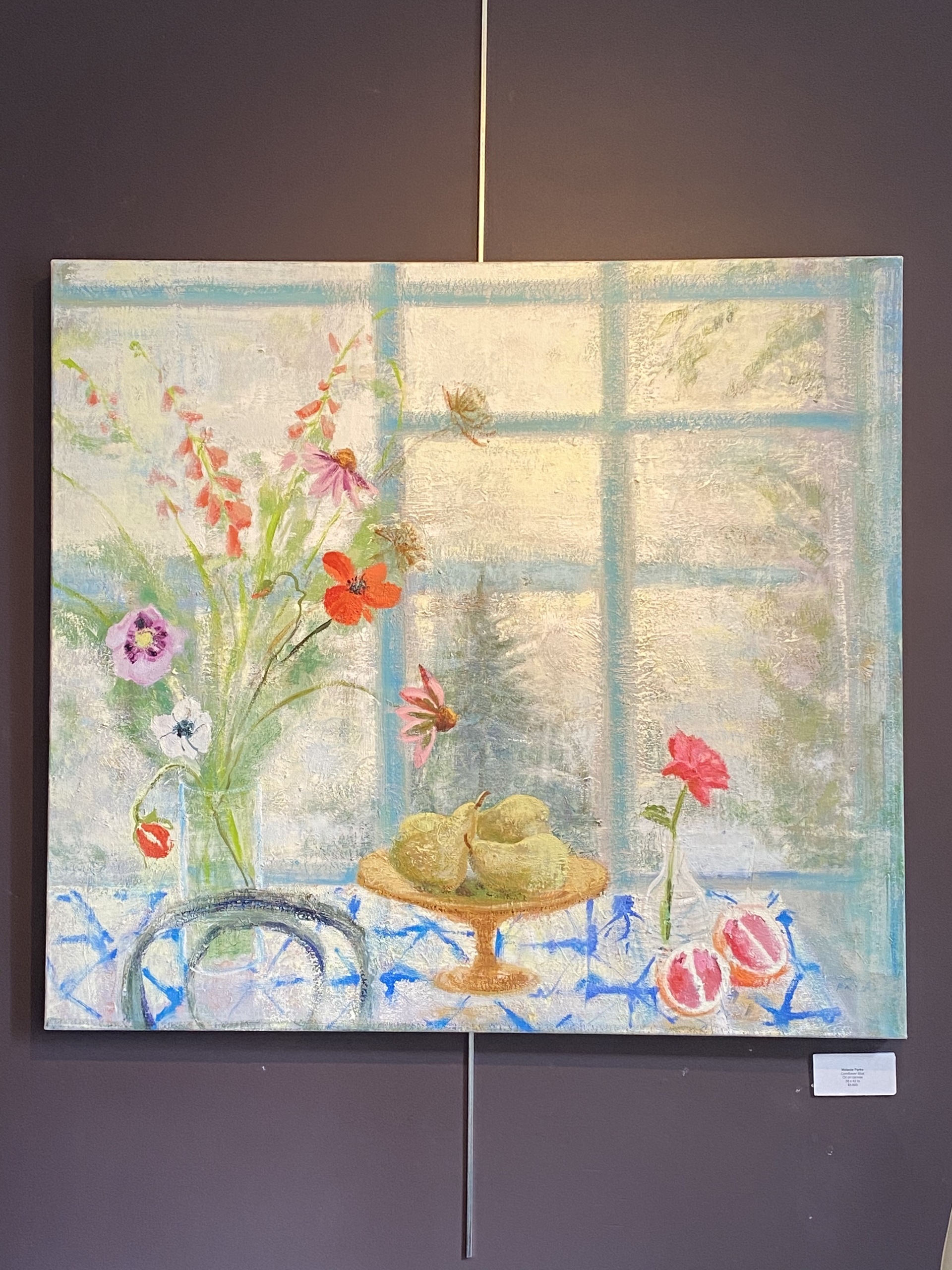 Cornflower Blue by Melanie Parke