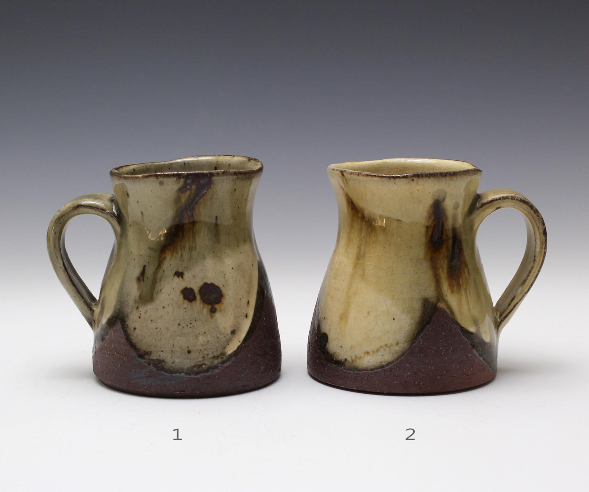 Wood Fired Mug 1 by Hitomi Shibata