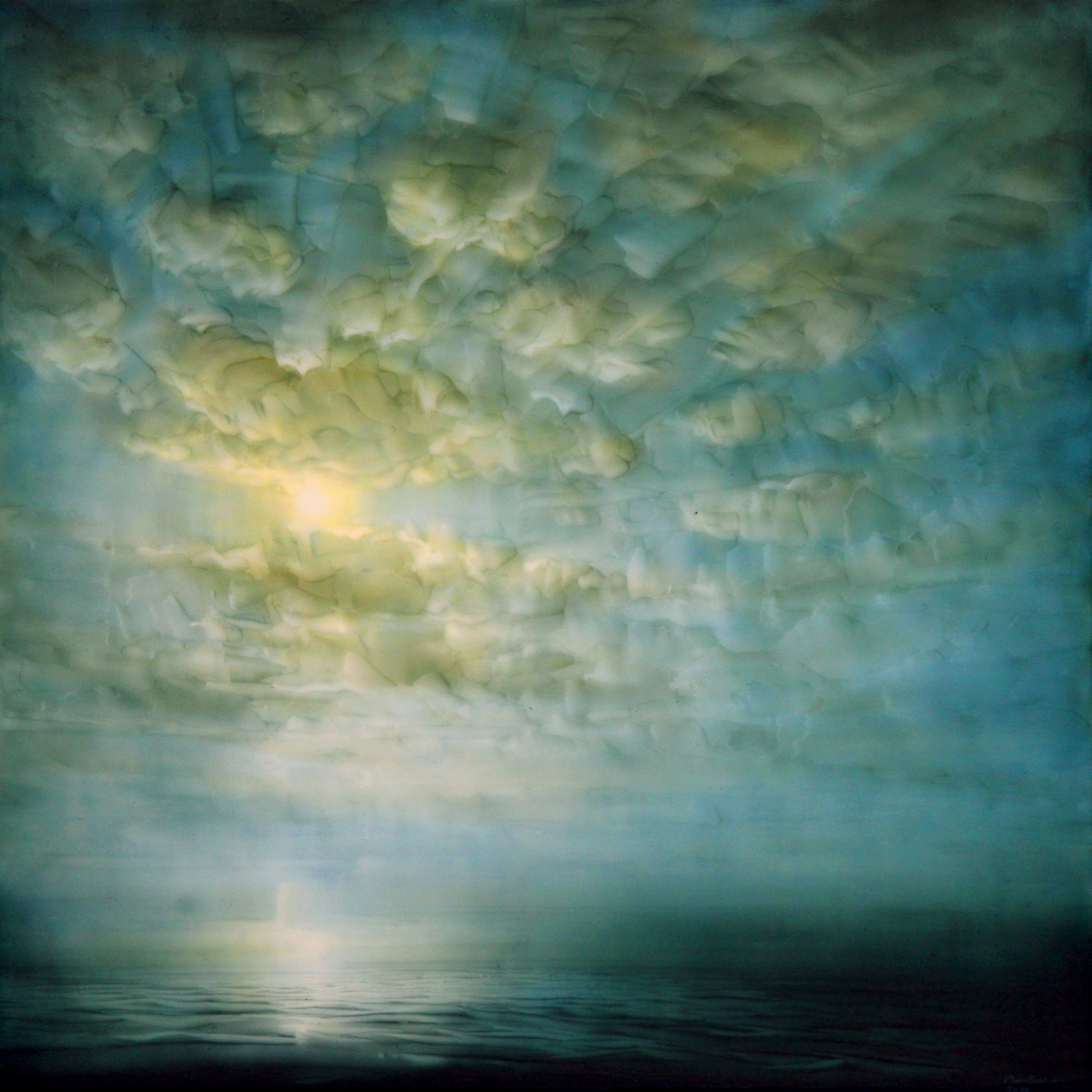 Night Beacon by Brian Sostrom