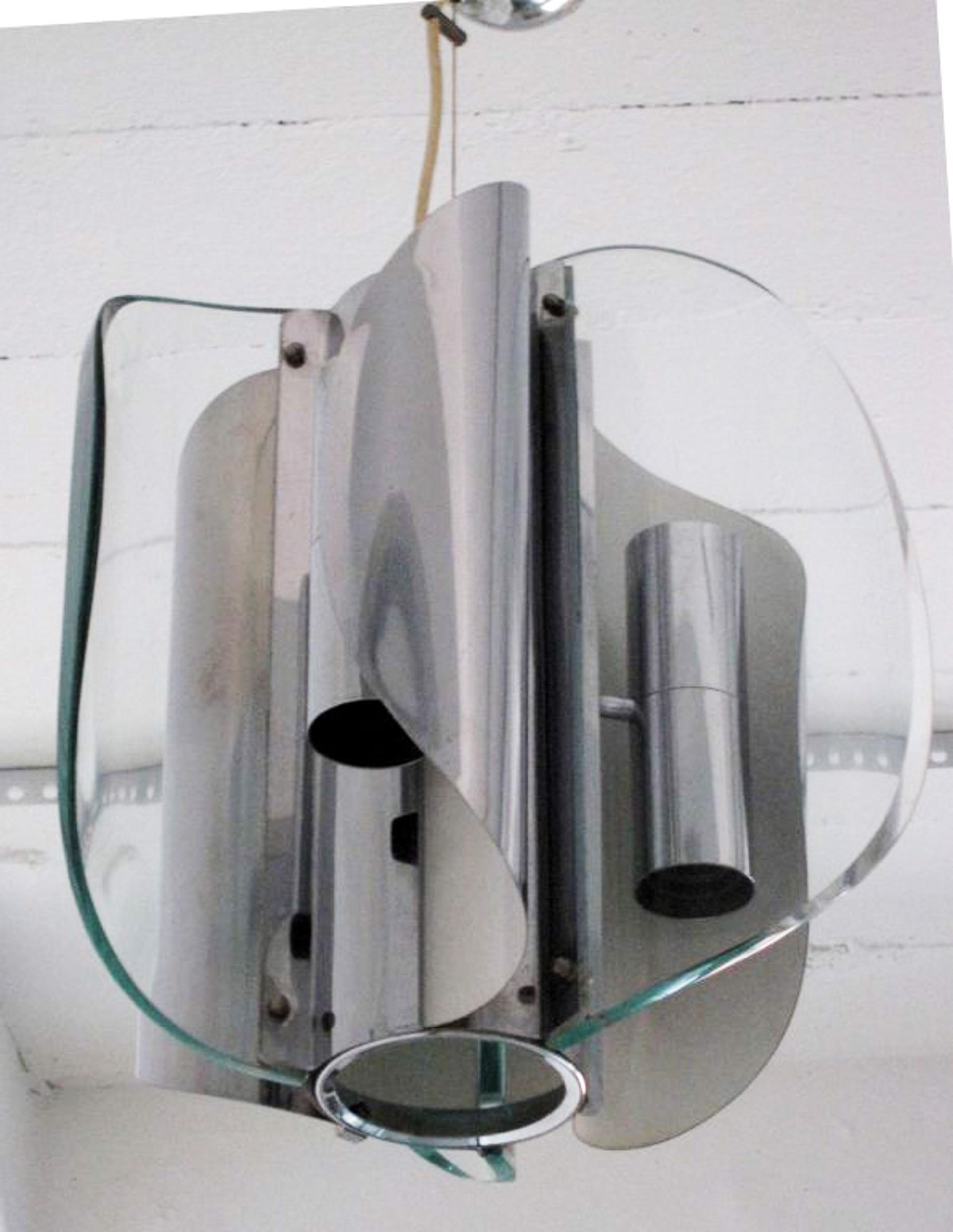 20th Century Chandelier by Fontana Arte