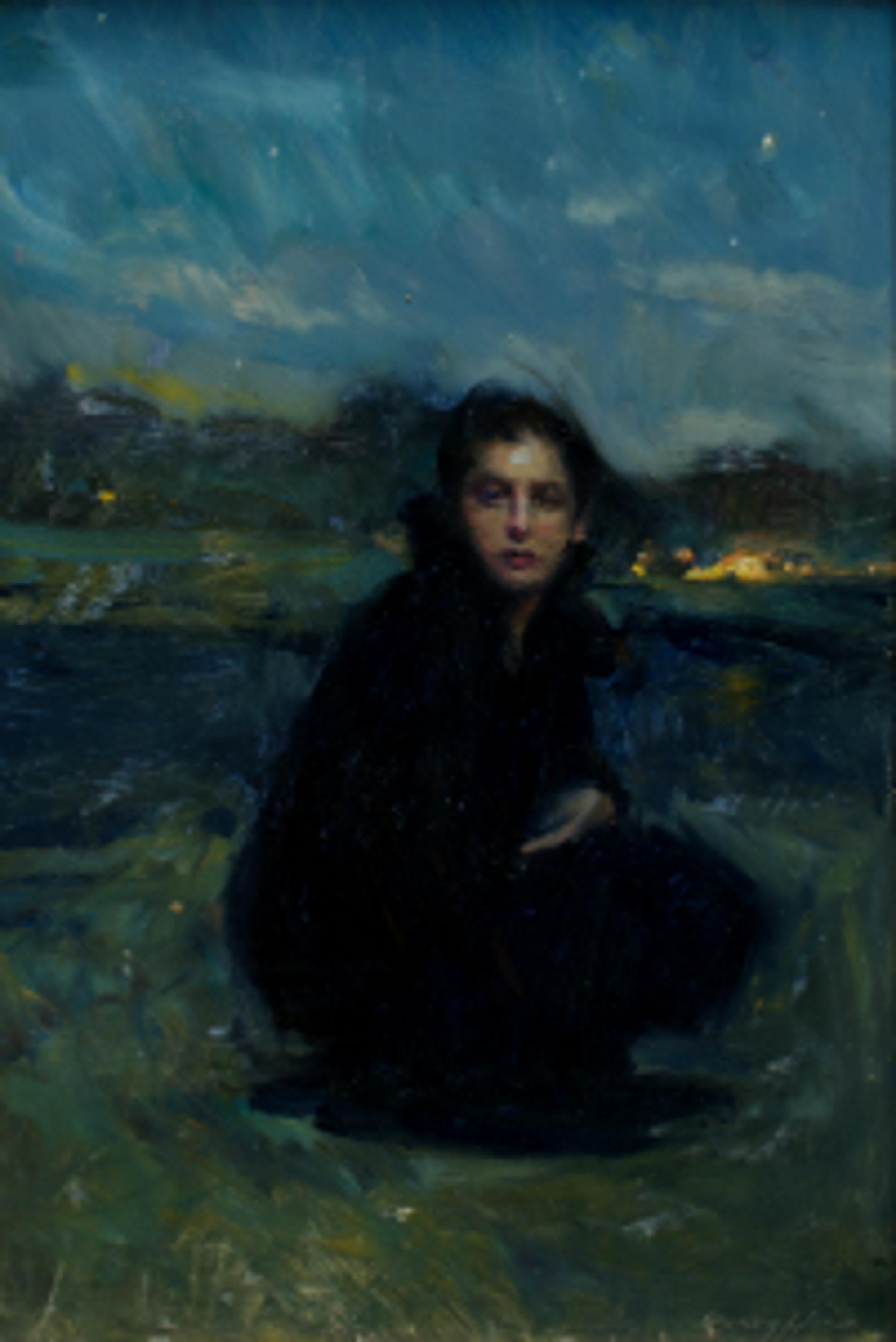 Night Fall by Quang Ho