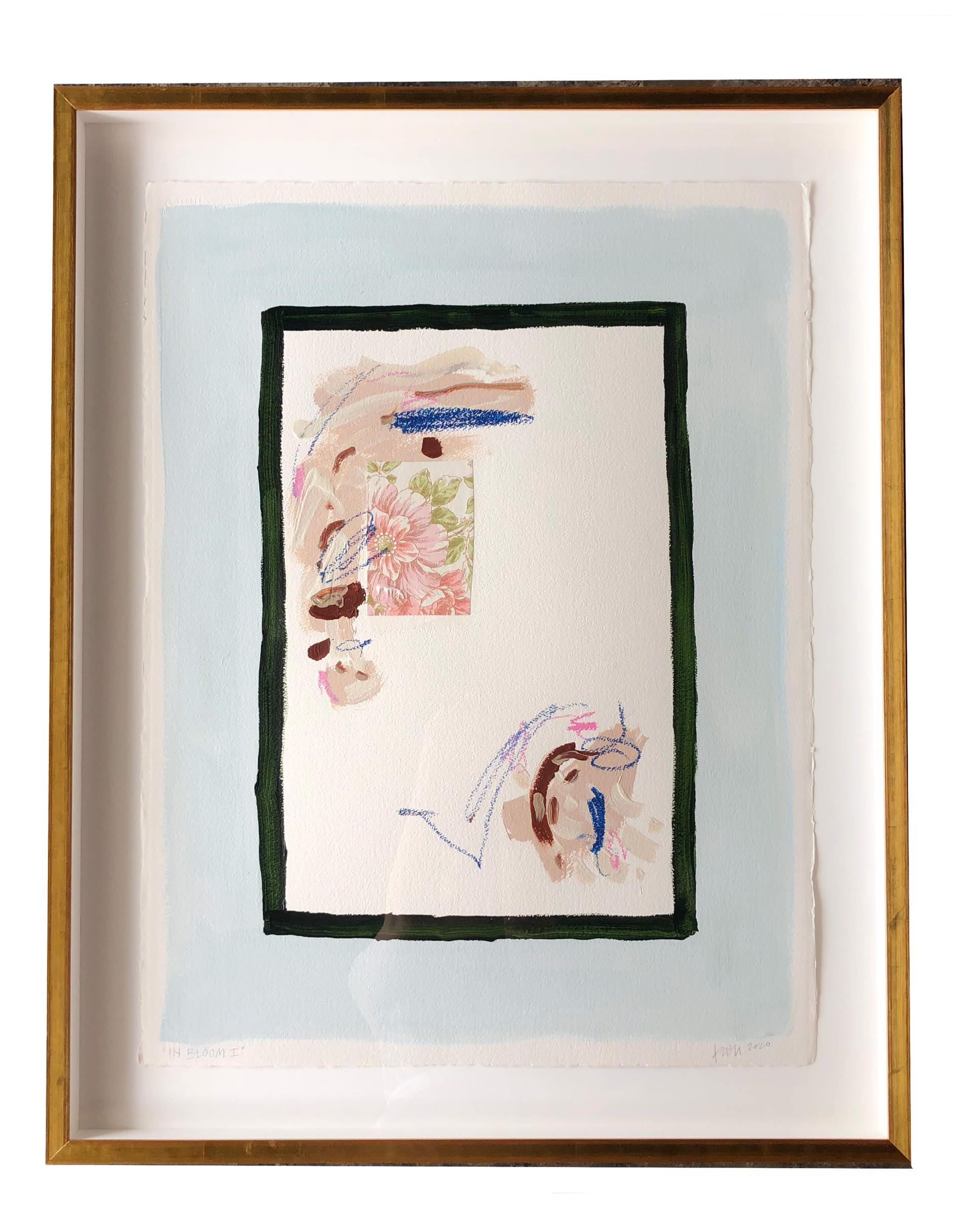 In Bloom I by Kathleen Jones
