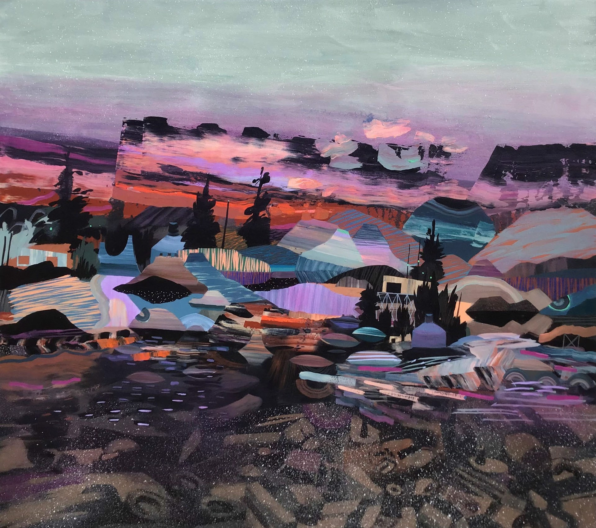 Torn Edges by Meghan Hildebrand
