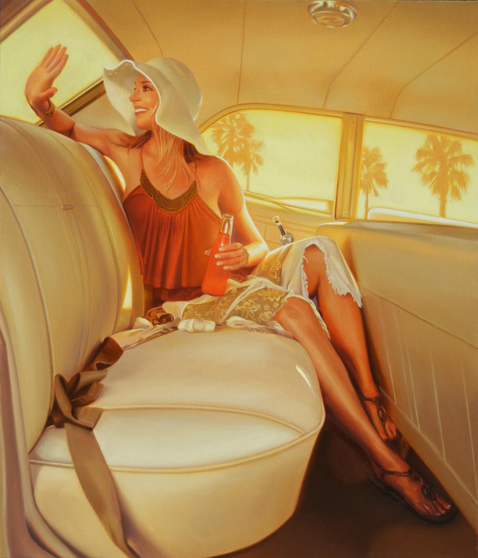 California Crush (S/N) By Carrie Graber