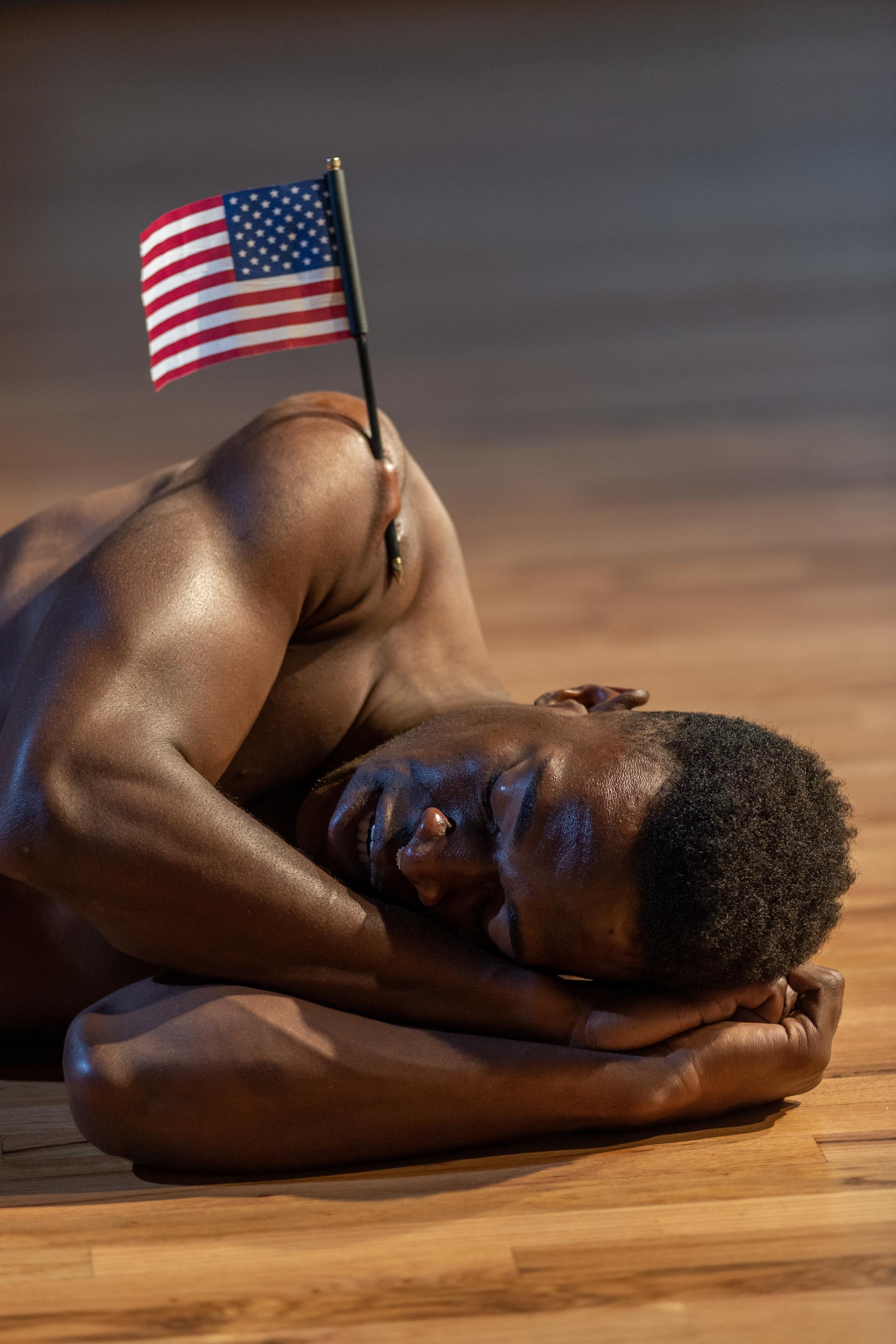 South Body by Carlos Martiel