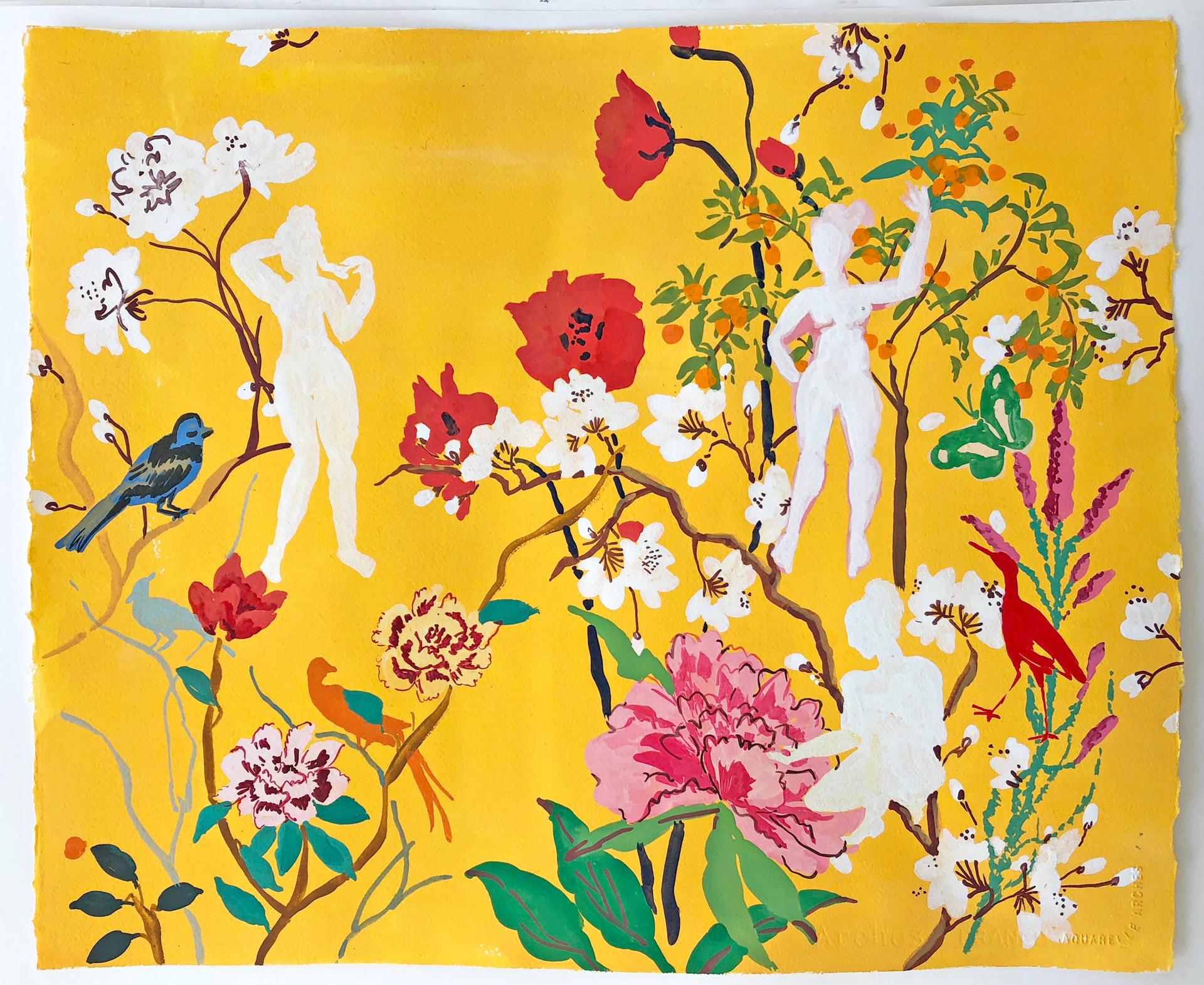 Marigold by Melanie Parke