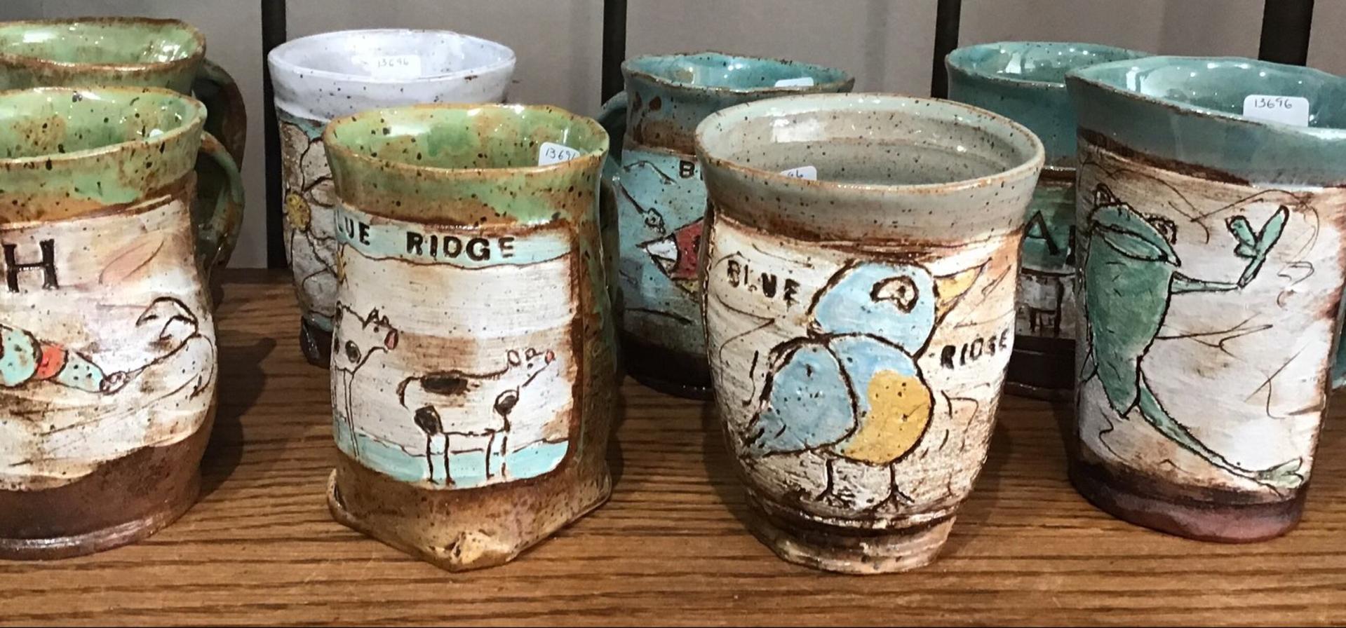 Bob Chase Mugs by Bob Chase