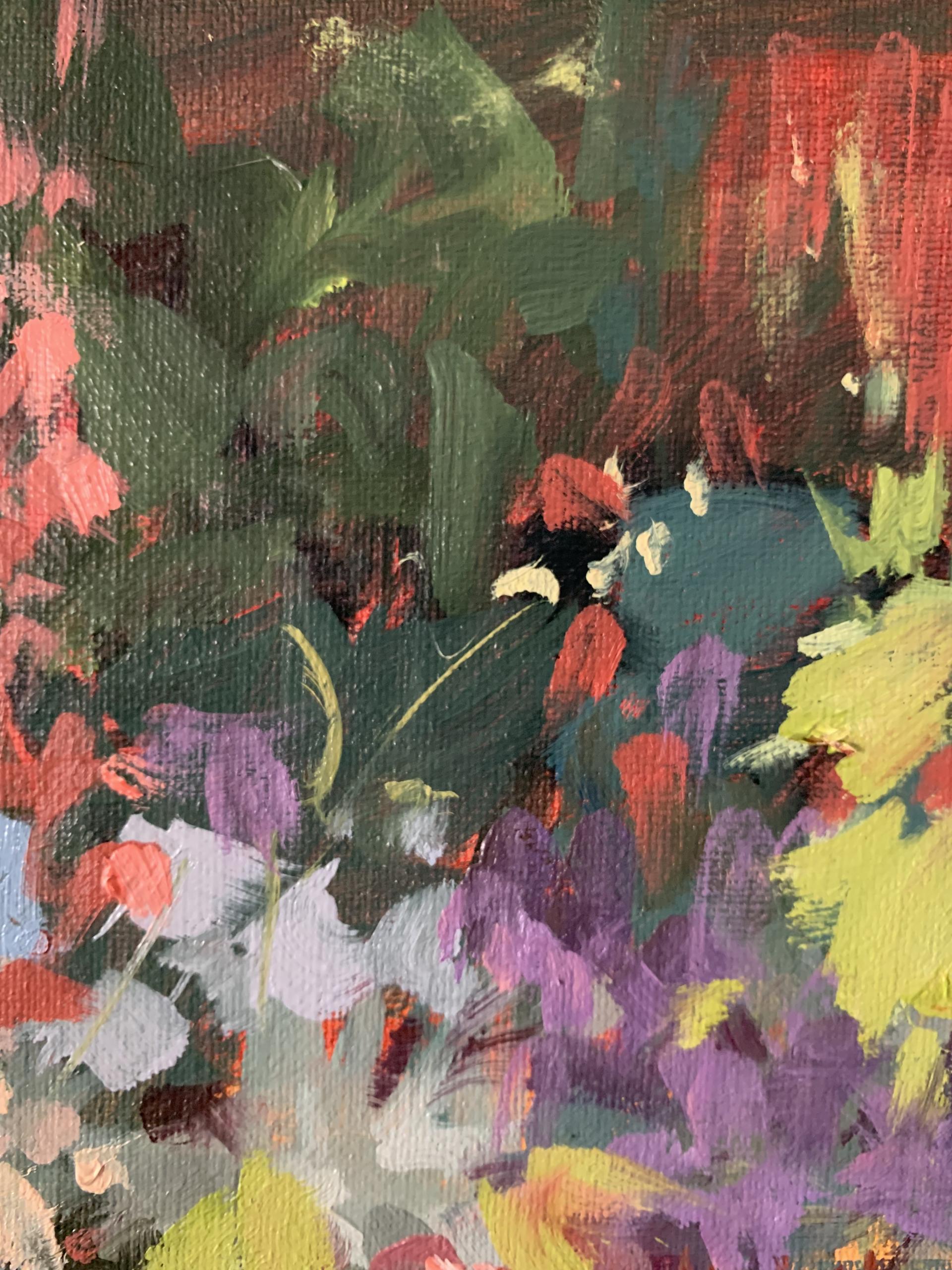 Vineyard Blooms by Marissa Vogl