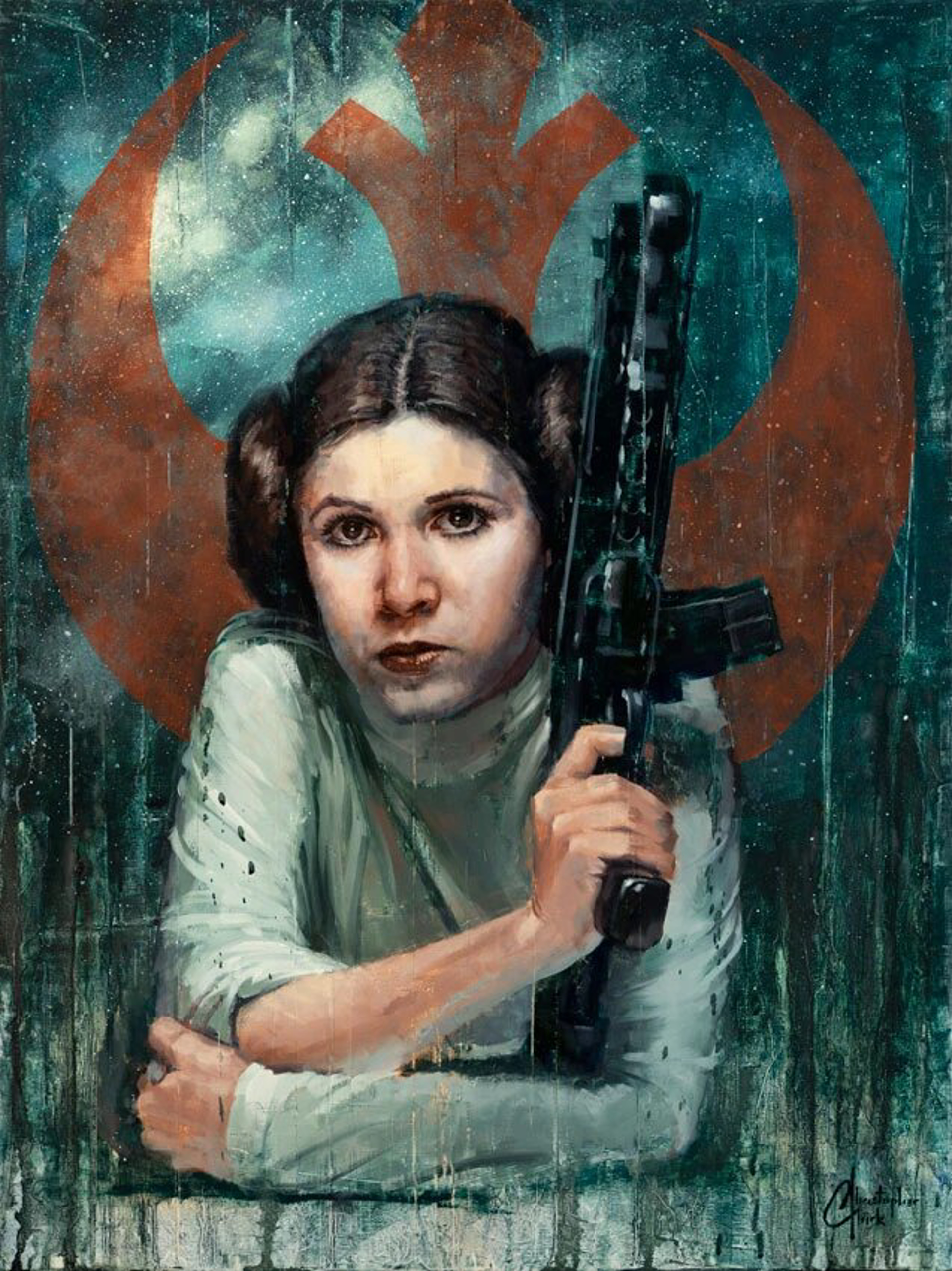 Princess of Rebels by Christopher Clark