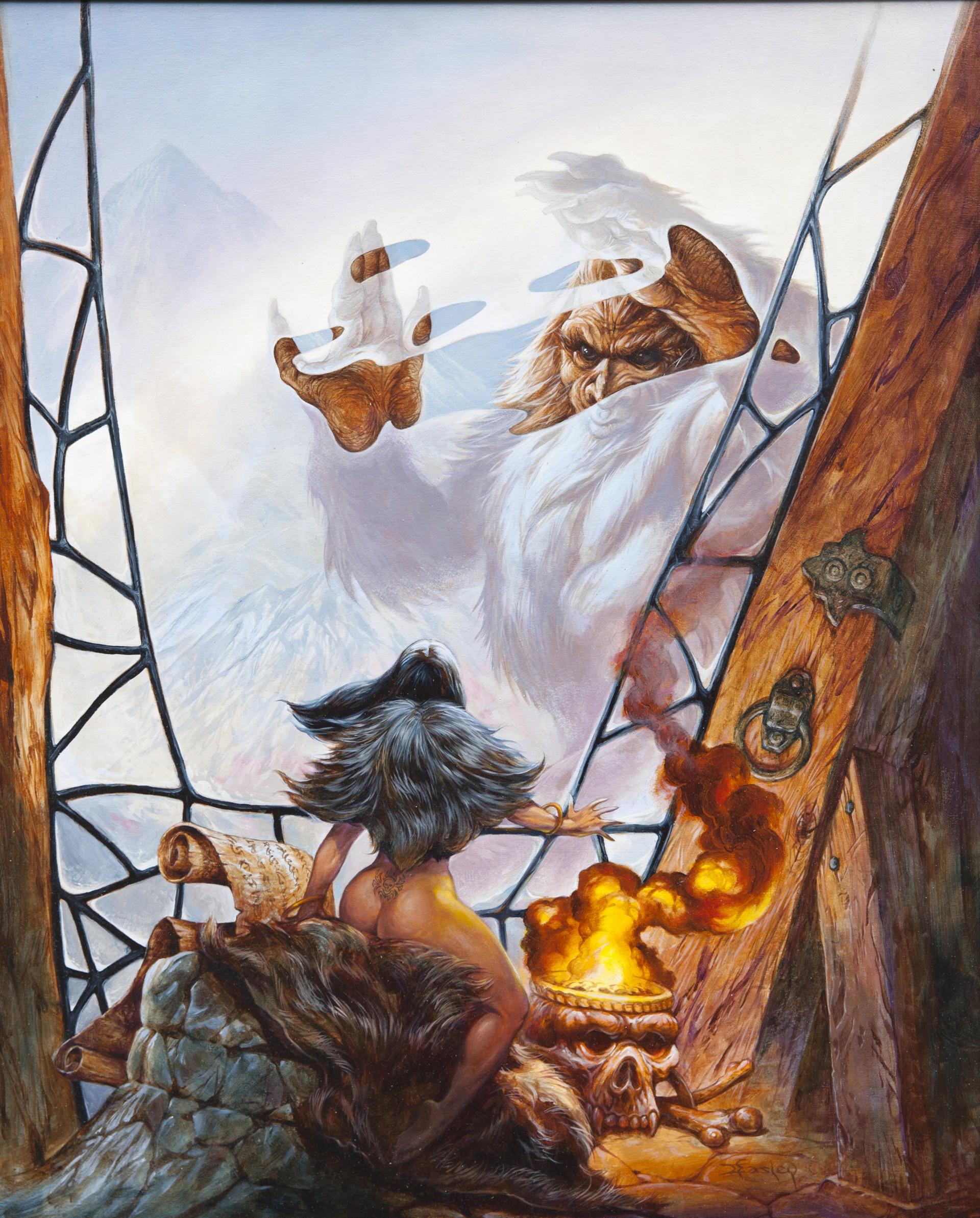 Yeti by Jeff Easley