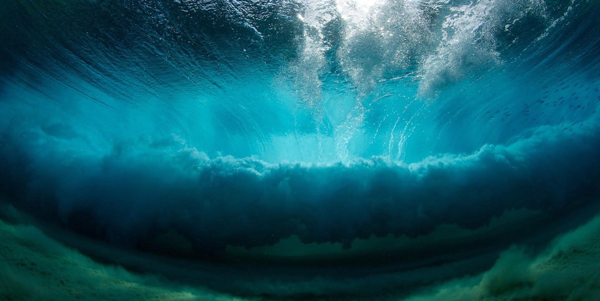 Behind the Barrel by Bryce Groark