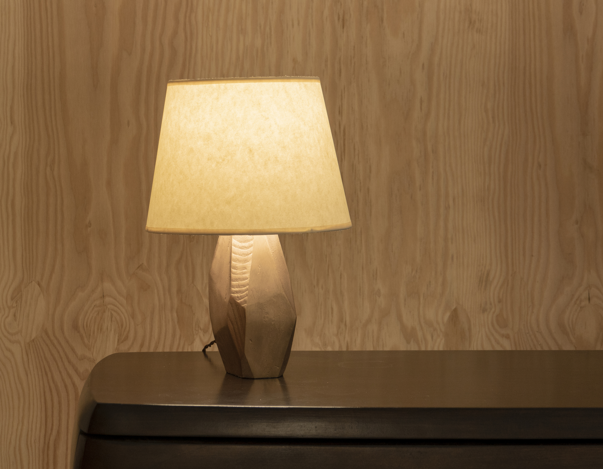 """Nazca"" Table lamp by Jacques Jarrige"
