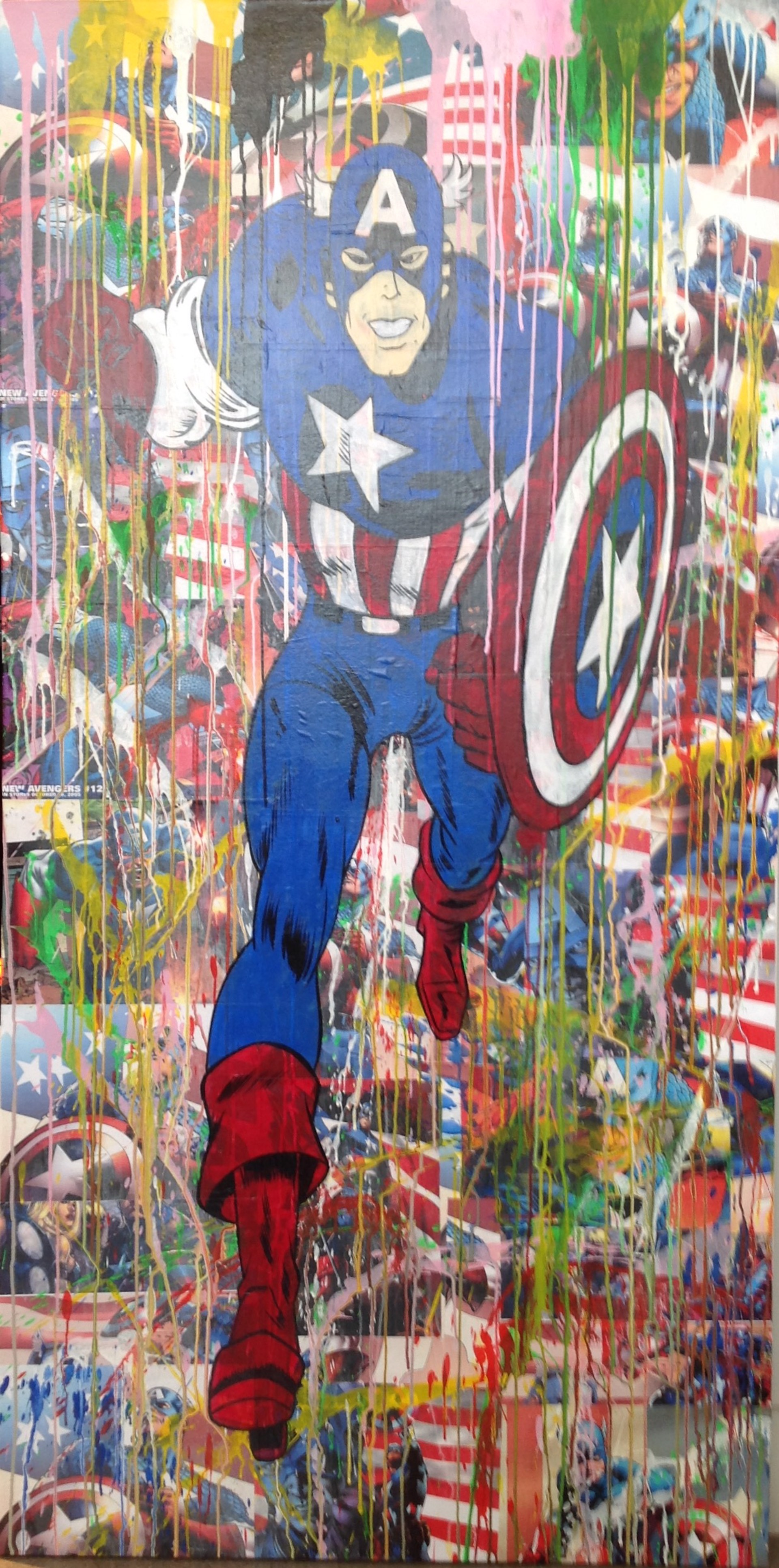 Capt. America  by Buma Project