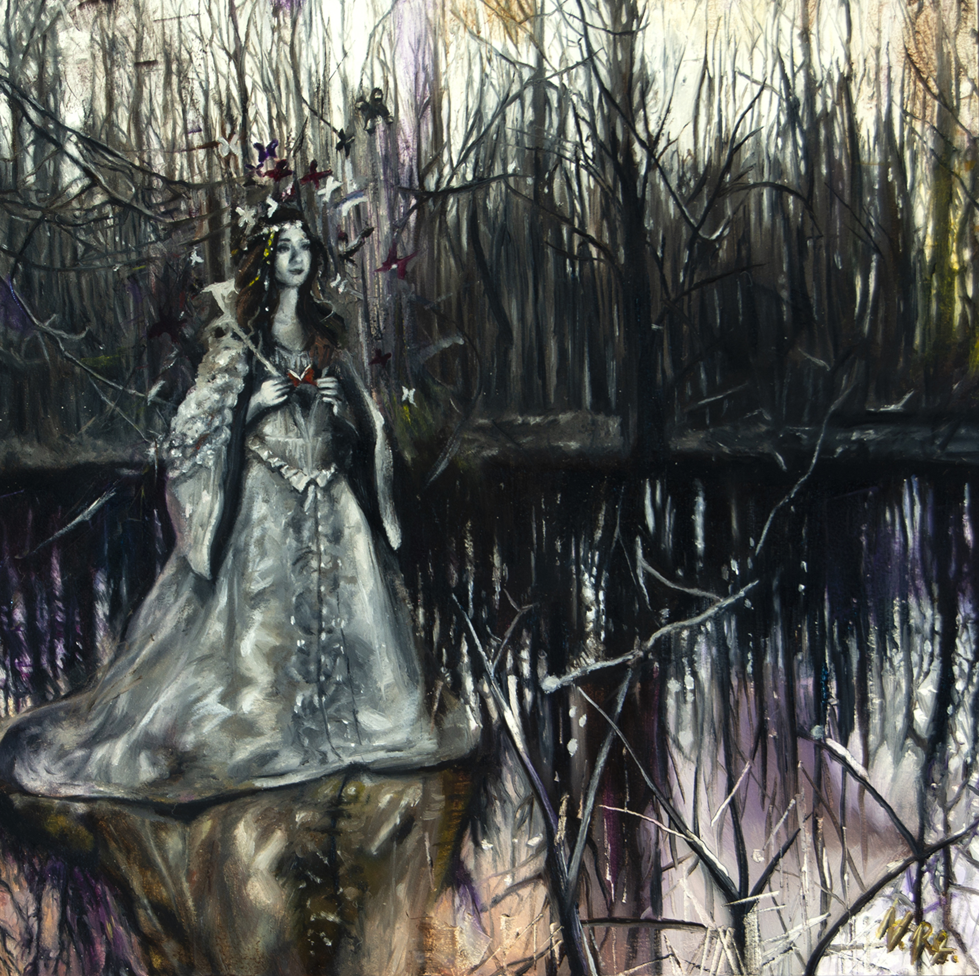 Reflections of Persephone by Victoria Steel