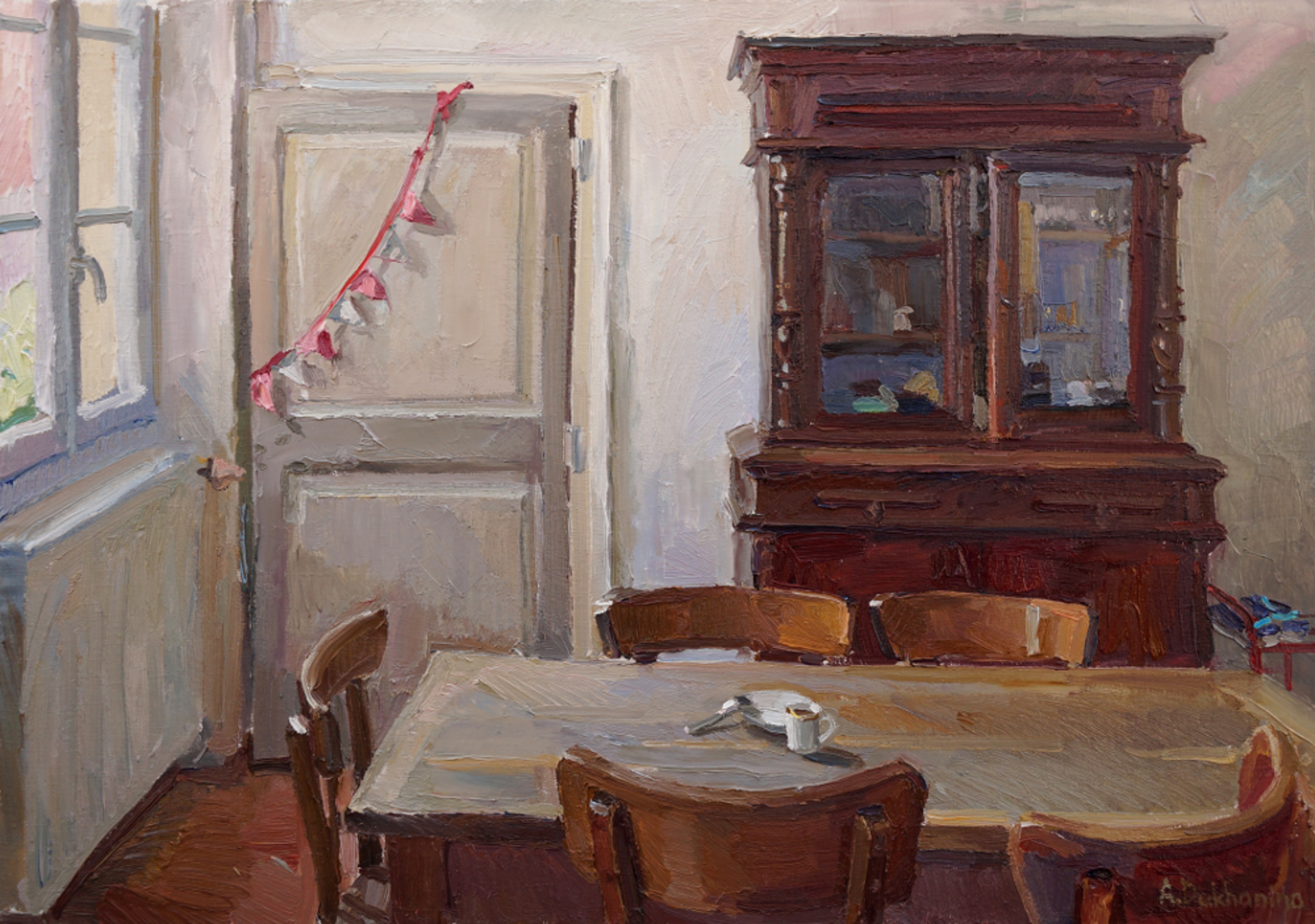 Kitchen by Anastasia Dukhanina