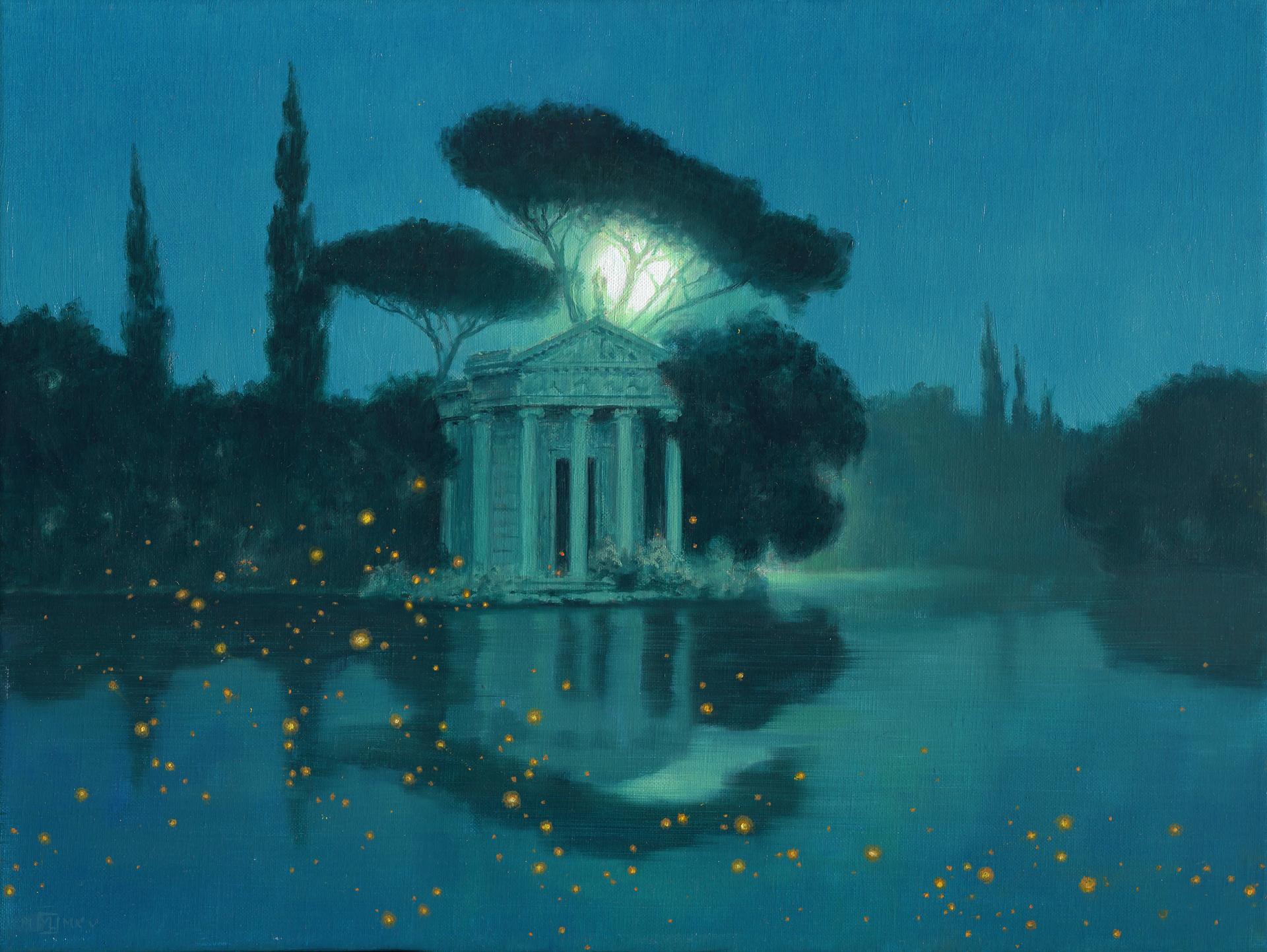 Fireflies by Mark Harrison