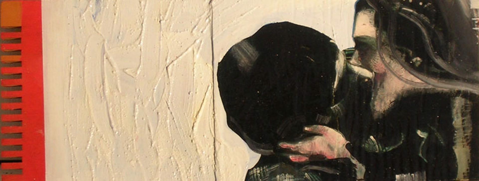 Kuss by Hans Joerg Fuerpass
