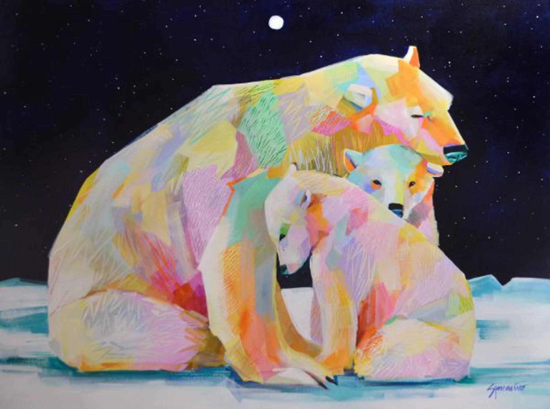 Polar Family by JENNIFER SPARACINO