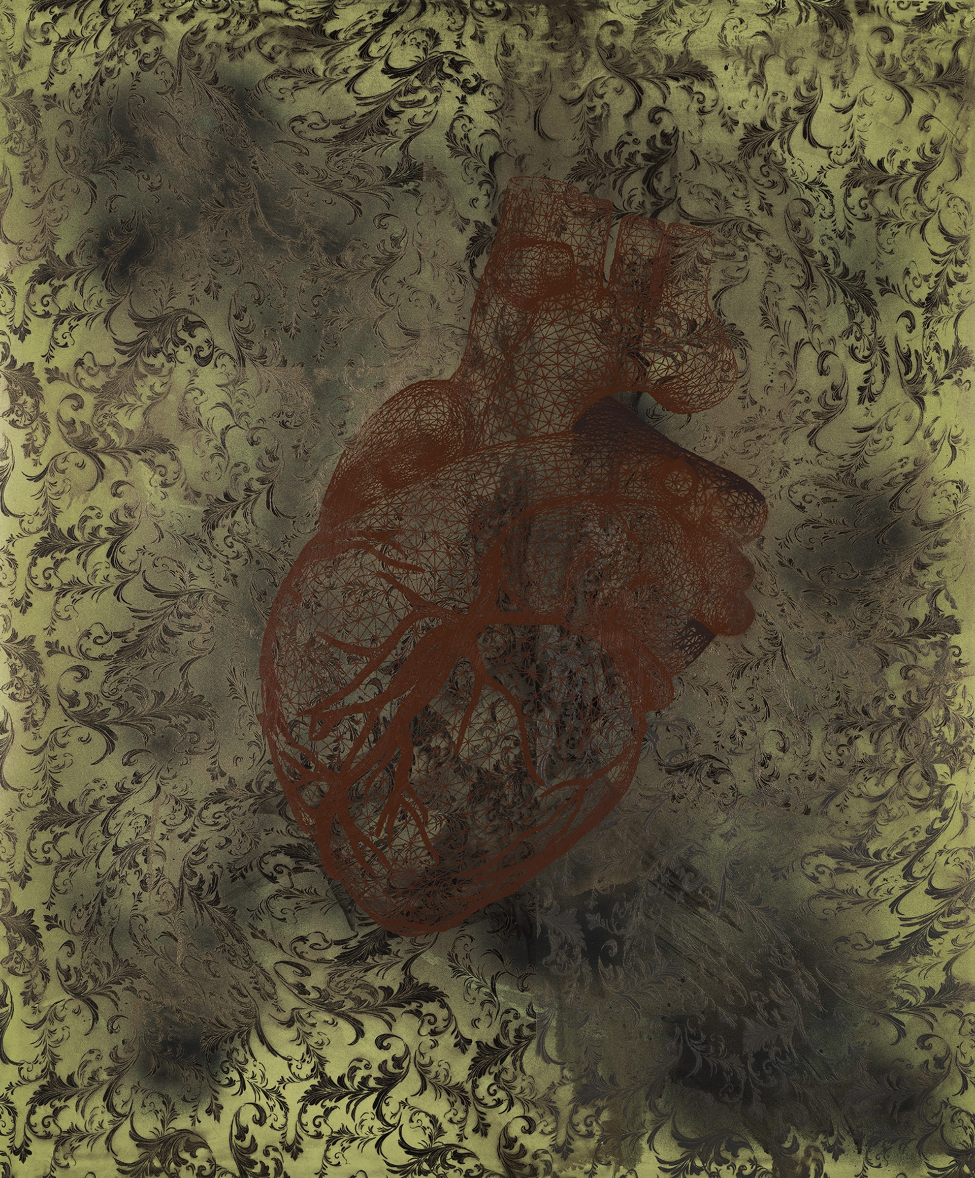 Gilded by Dorothea Van Camp