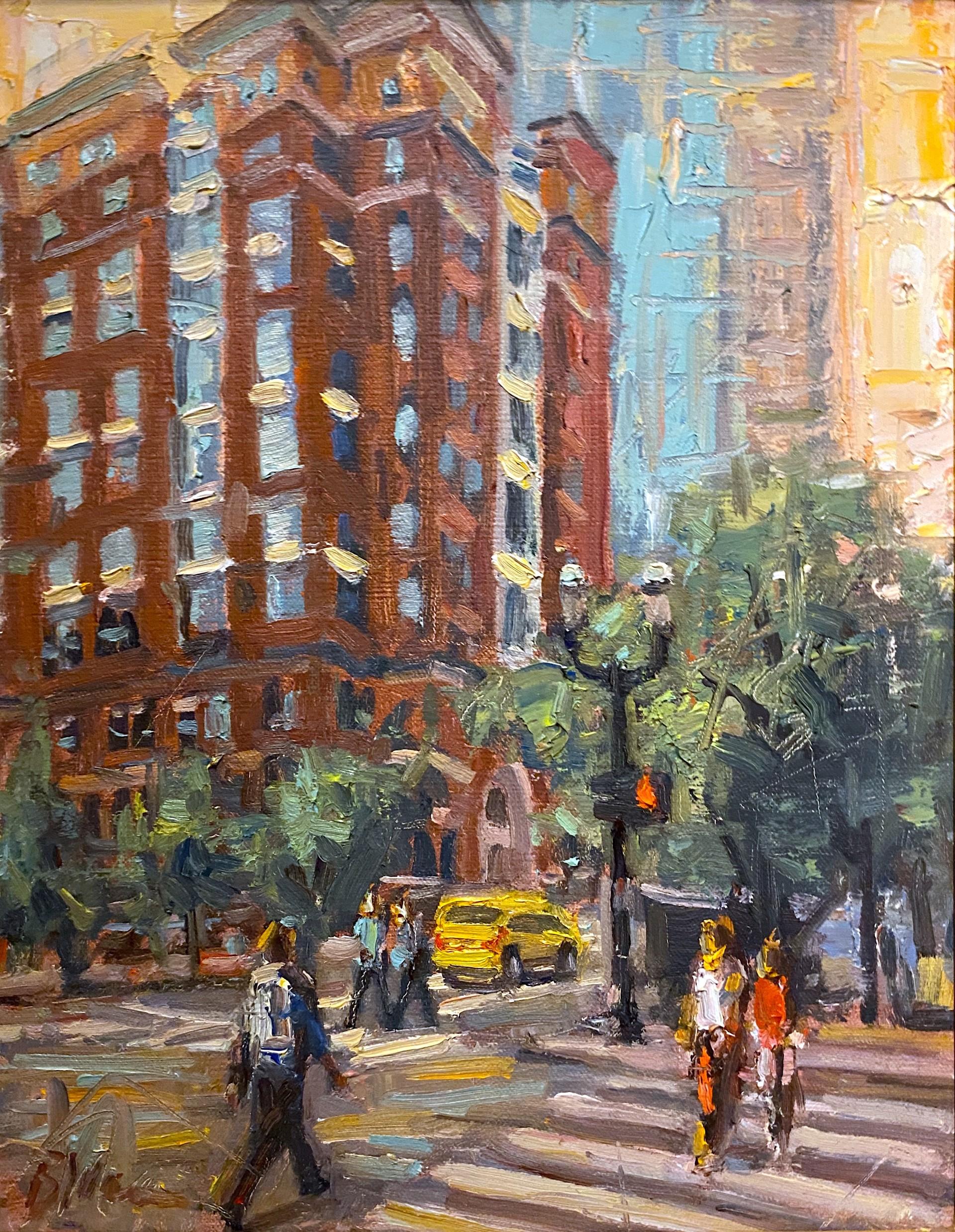 First Bank Study (Downtown) by Brett Weaver