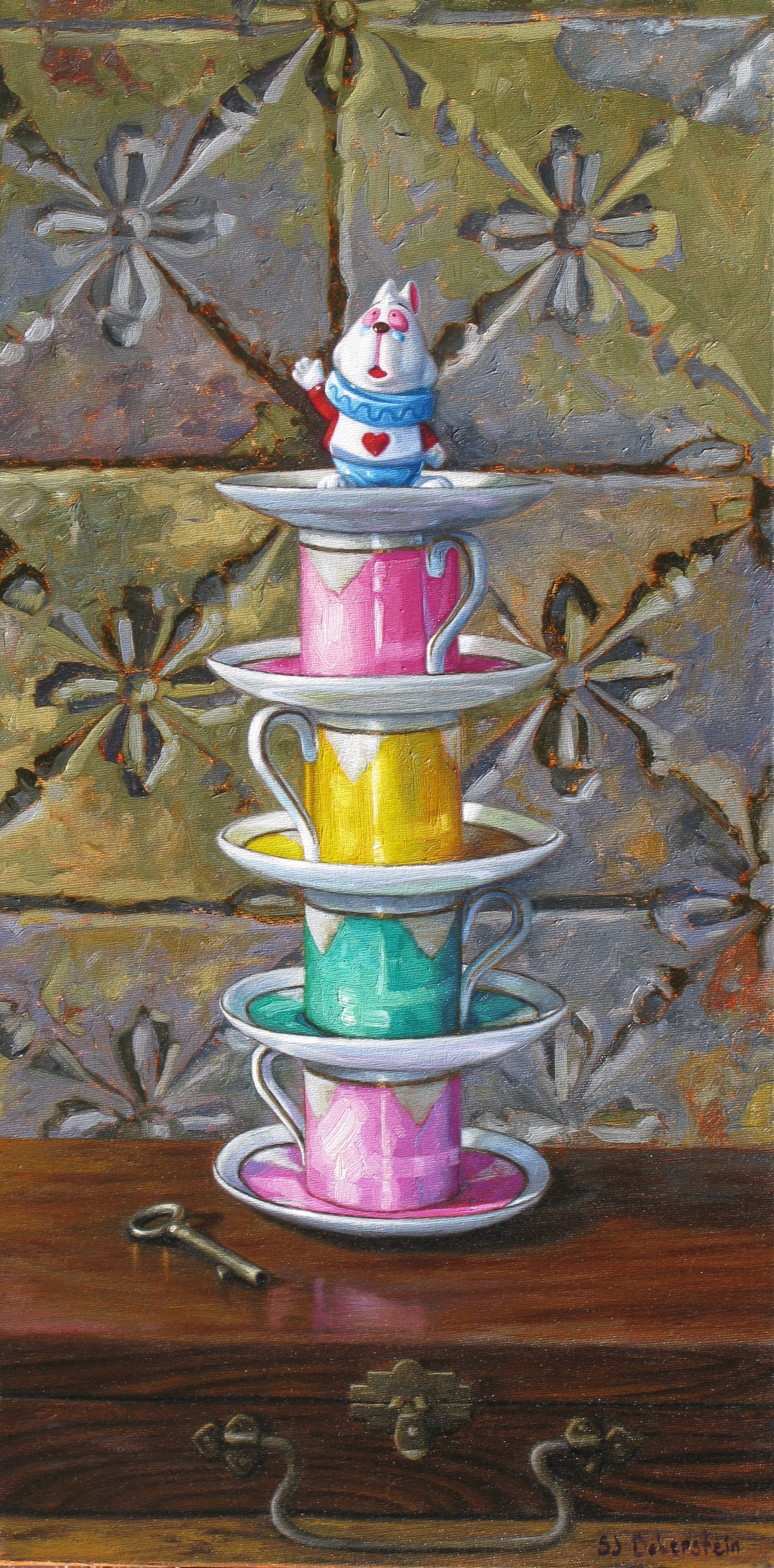 Time for Tea by Sara Jane Doberstein