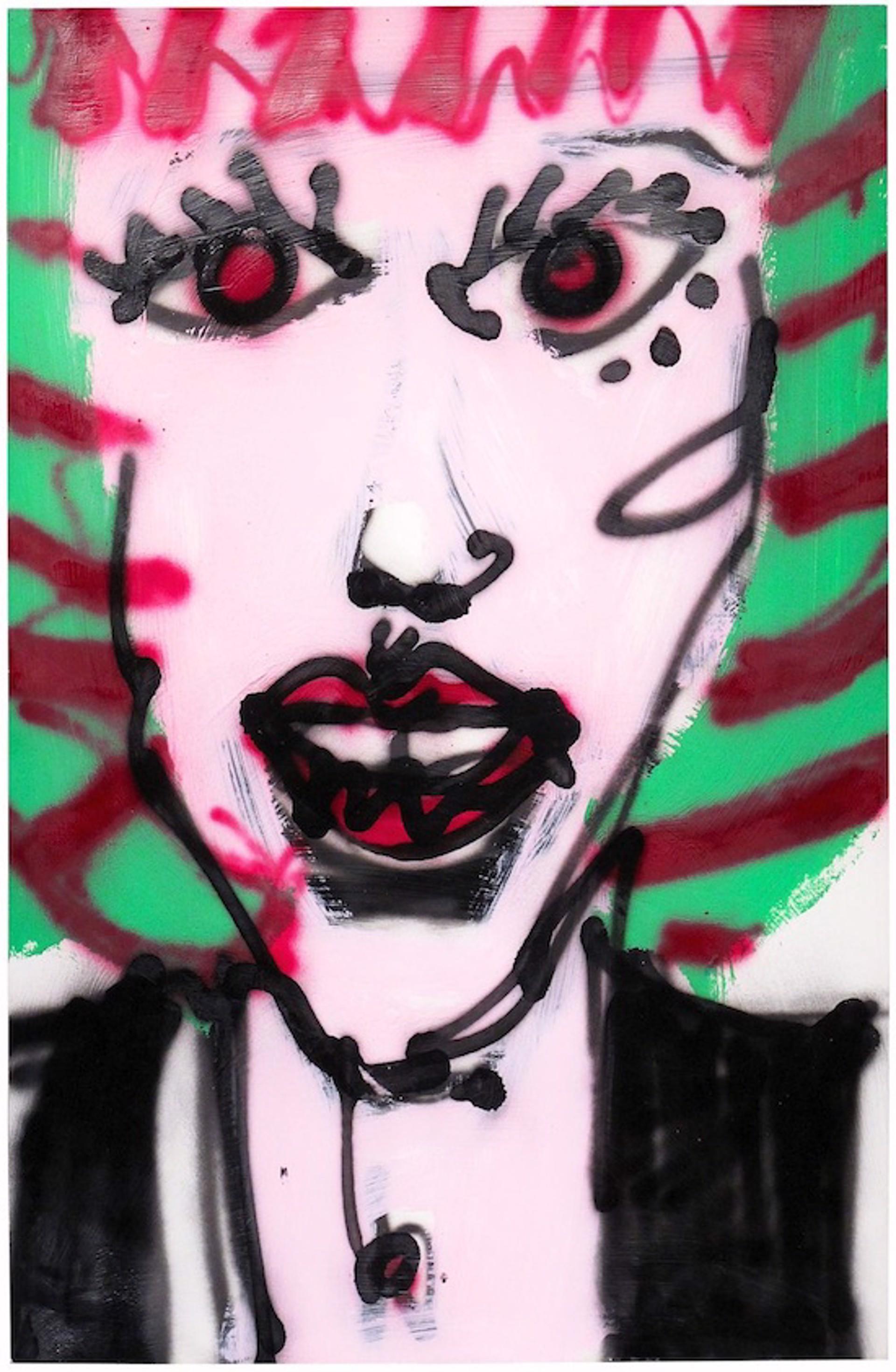 Portrait IV by Nick Vukmanovich