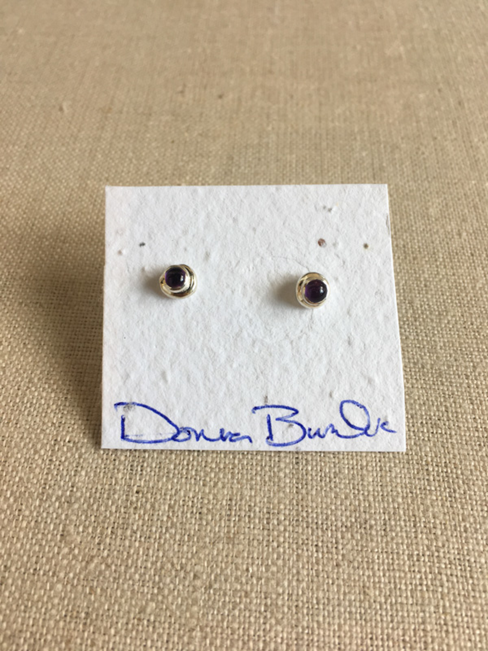 1386-6 Earrings by Donna Burdic