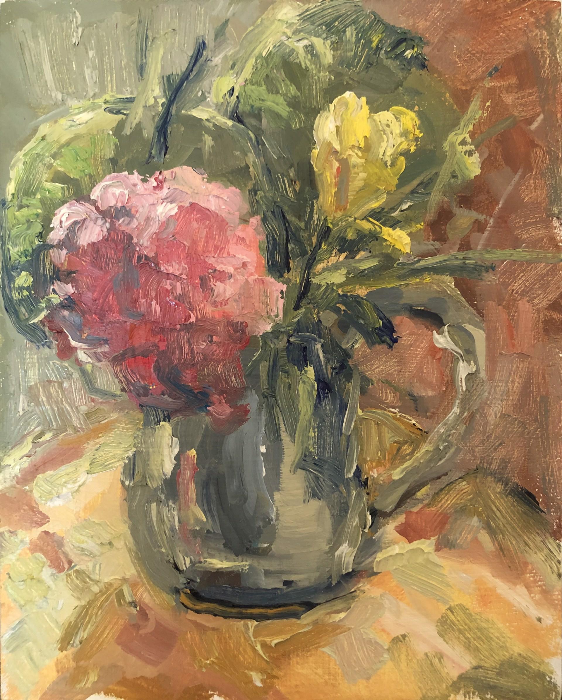 Flowers From My Garden by Karen Hewitt Hagan