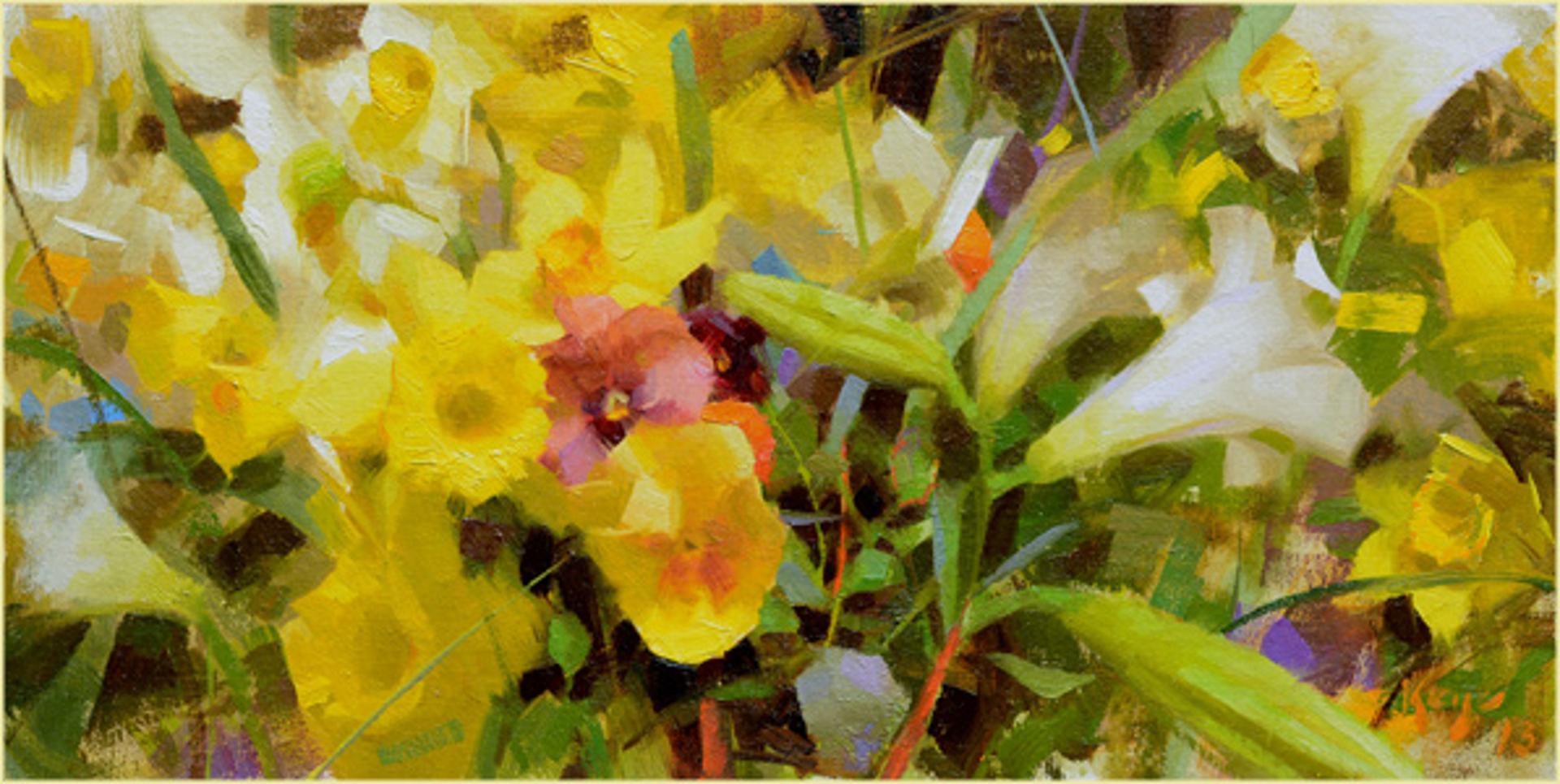 Spring Melody by Daniel Keys