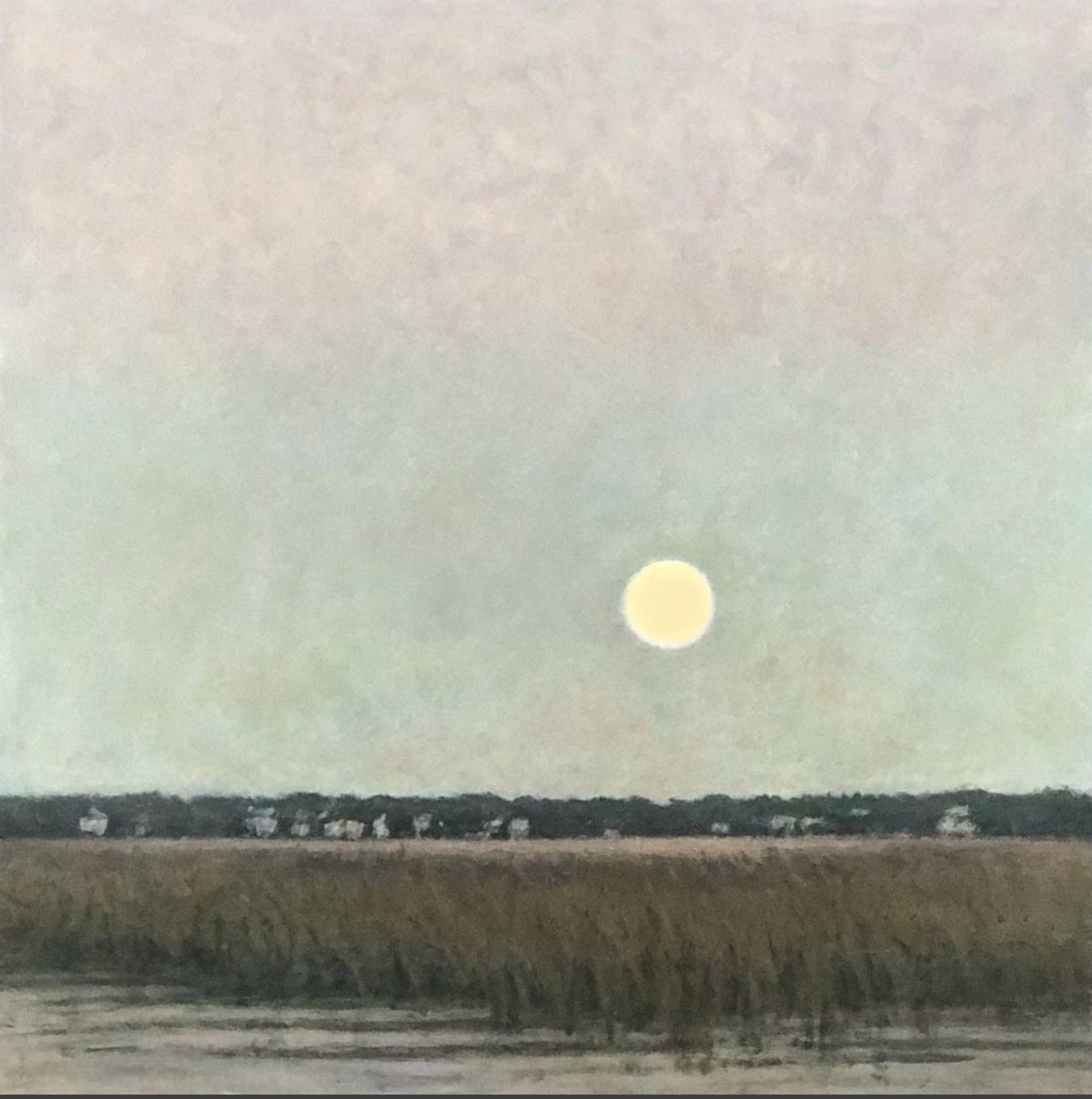 Full Flower Moon by Brett Weaver