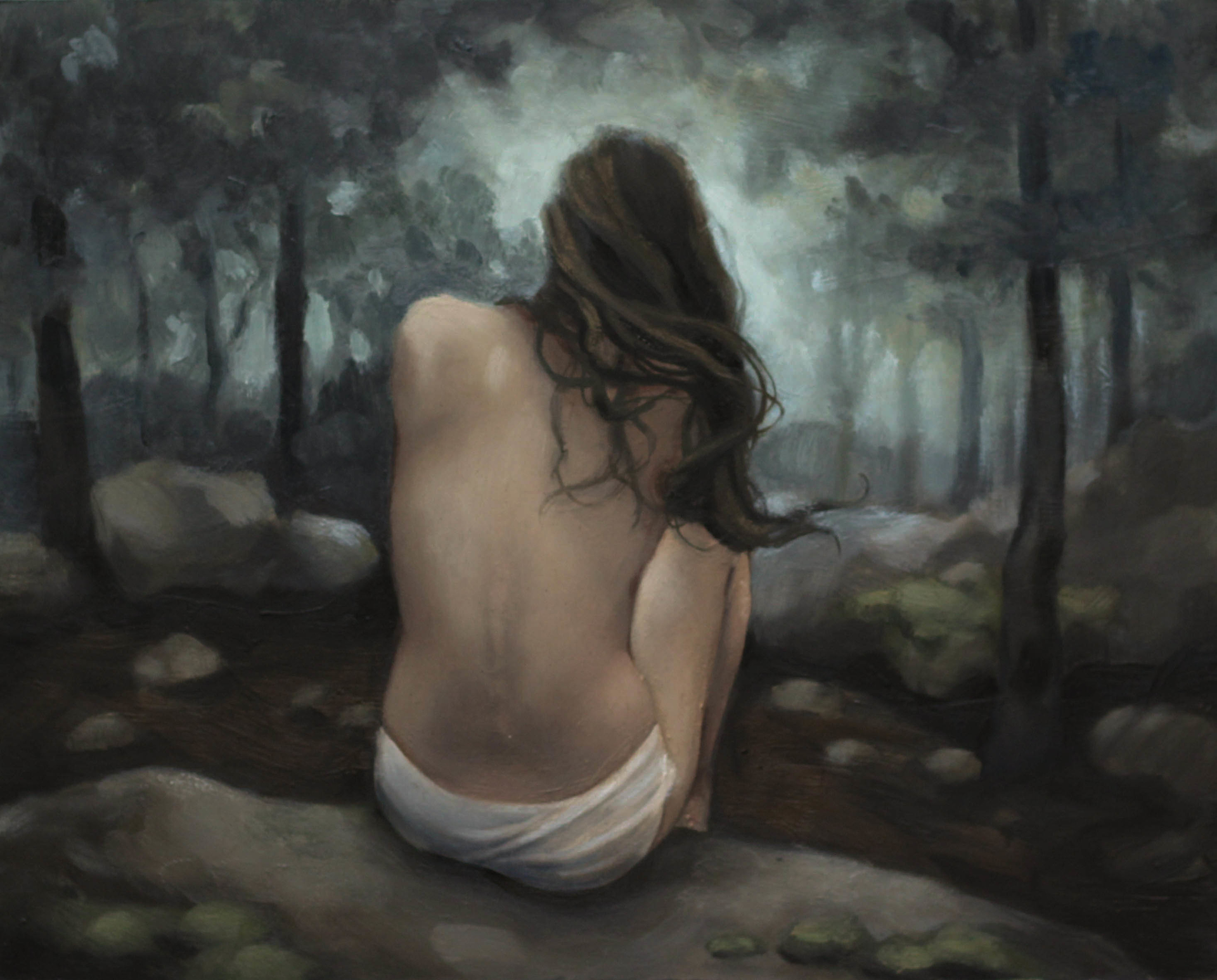 Southern Gothic No 1 by Mary Chiaramonte