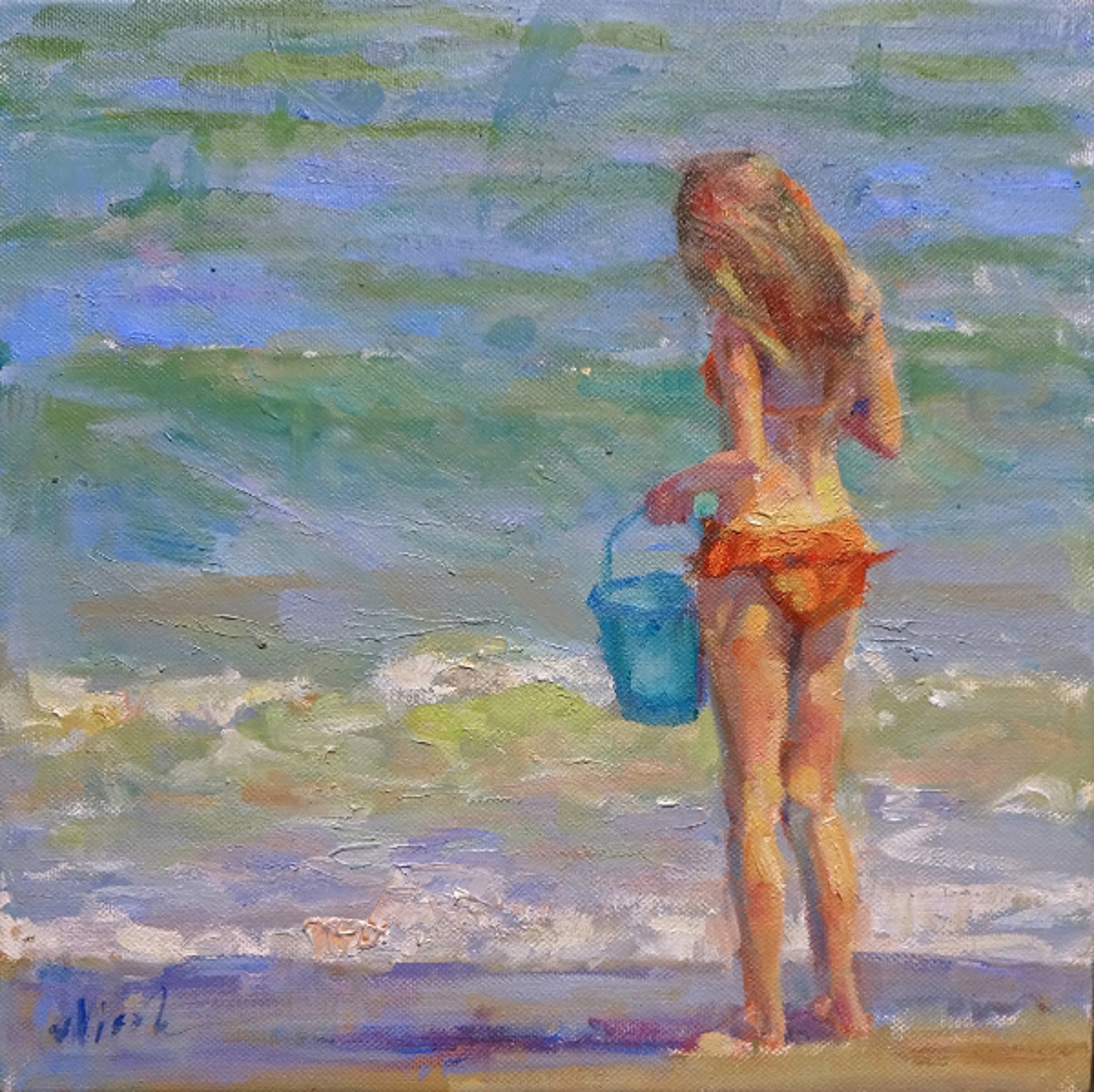 Sea Shells and Sunscreen by Nicole White Kennedy