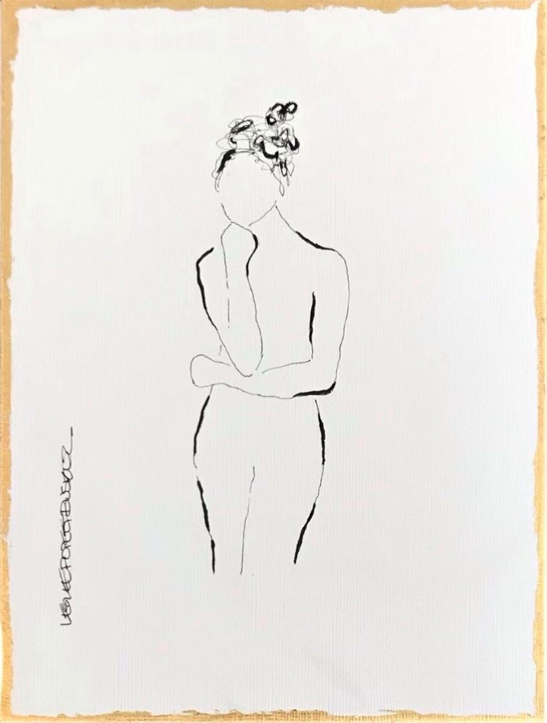 Figure No. 158 by Leslie Poteet Busker