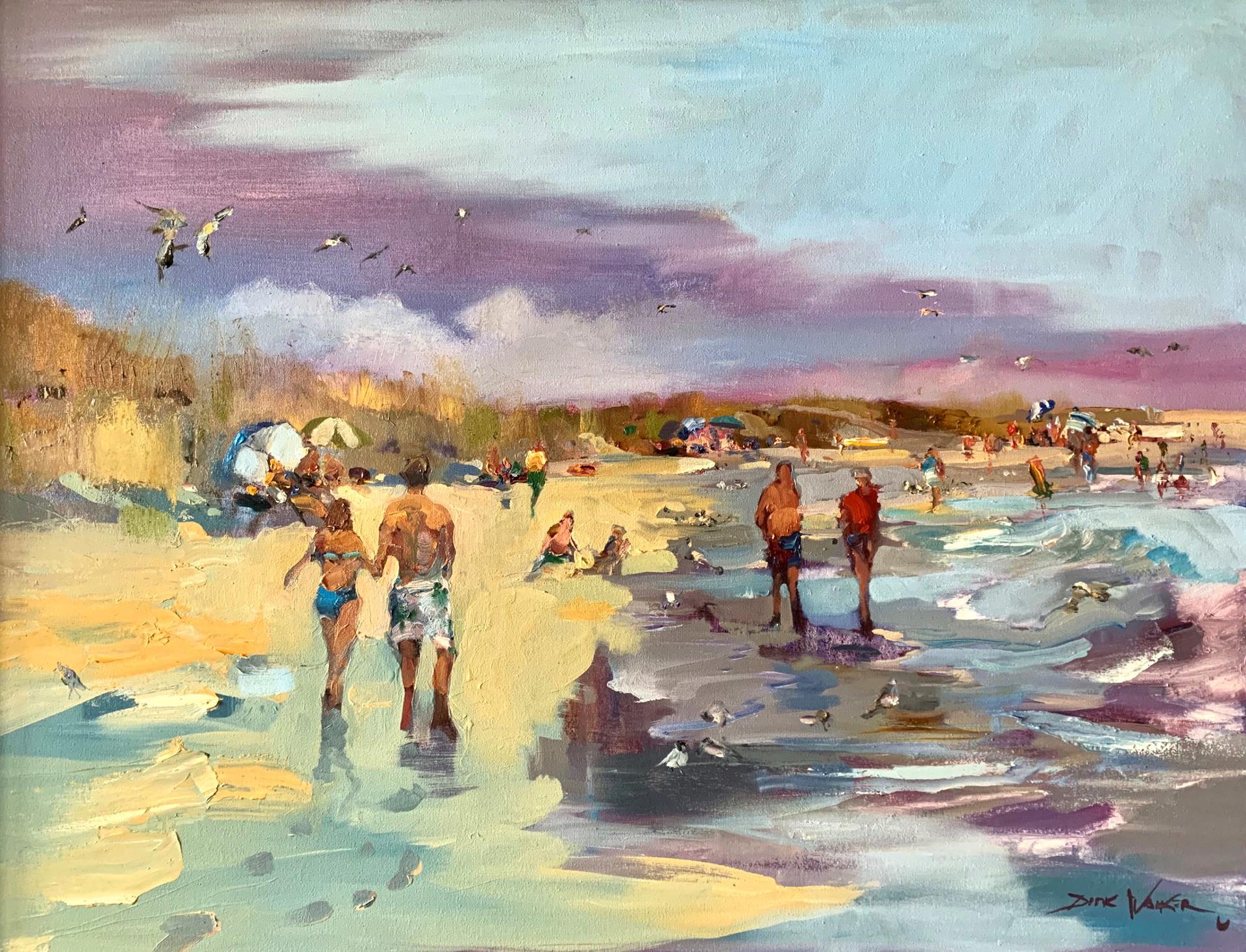 Summer Memories by Dirk Walker