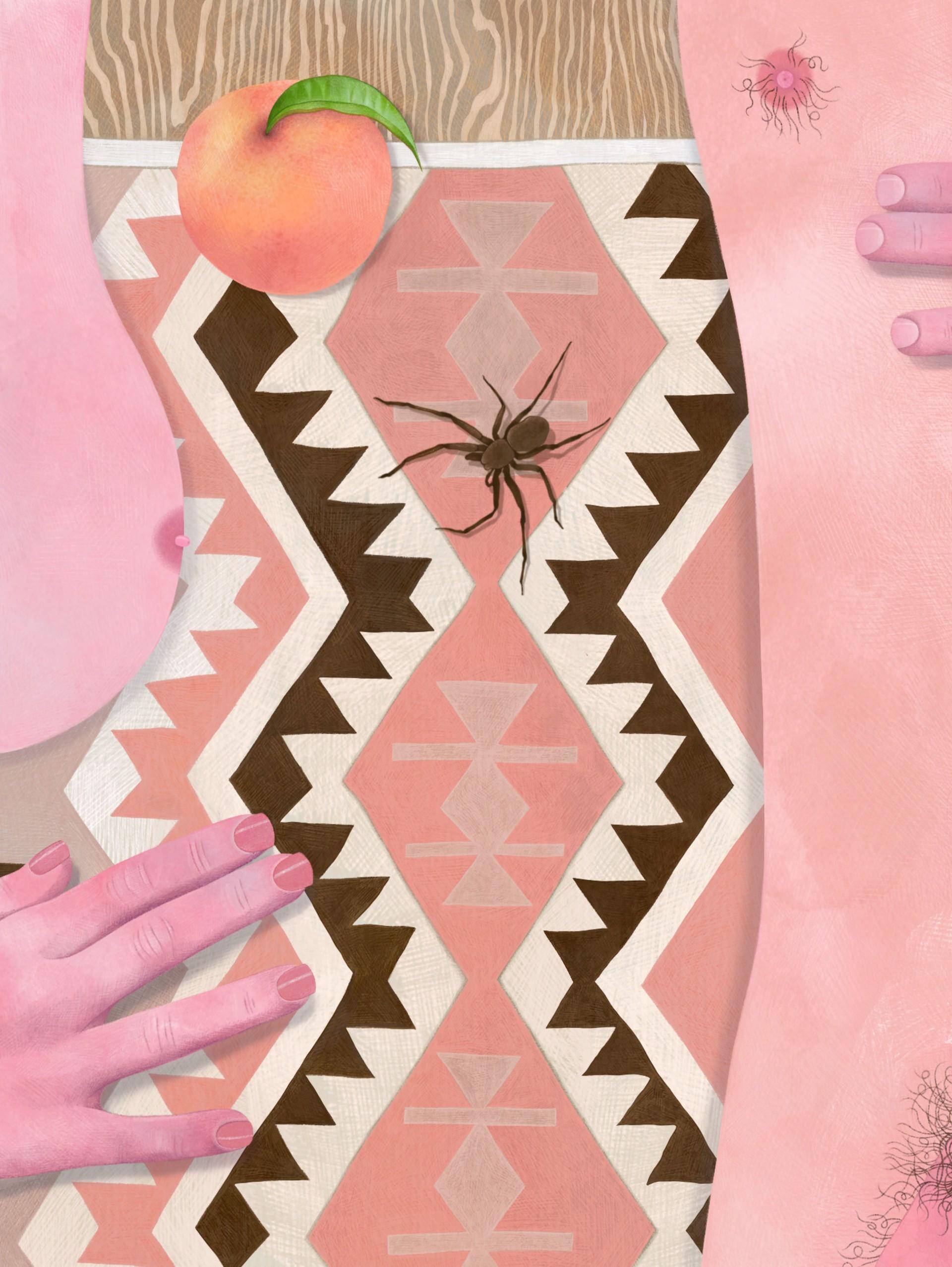 Creepy Crawly by Lauren Gallaspy