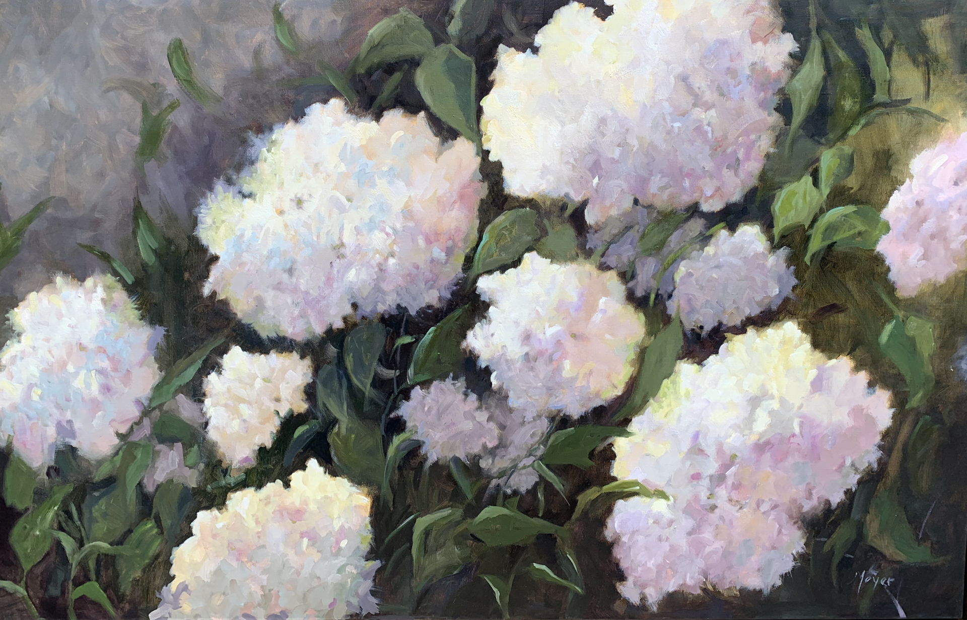 Summer Show by Laurie Meyer