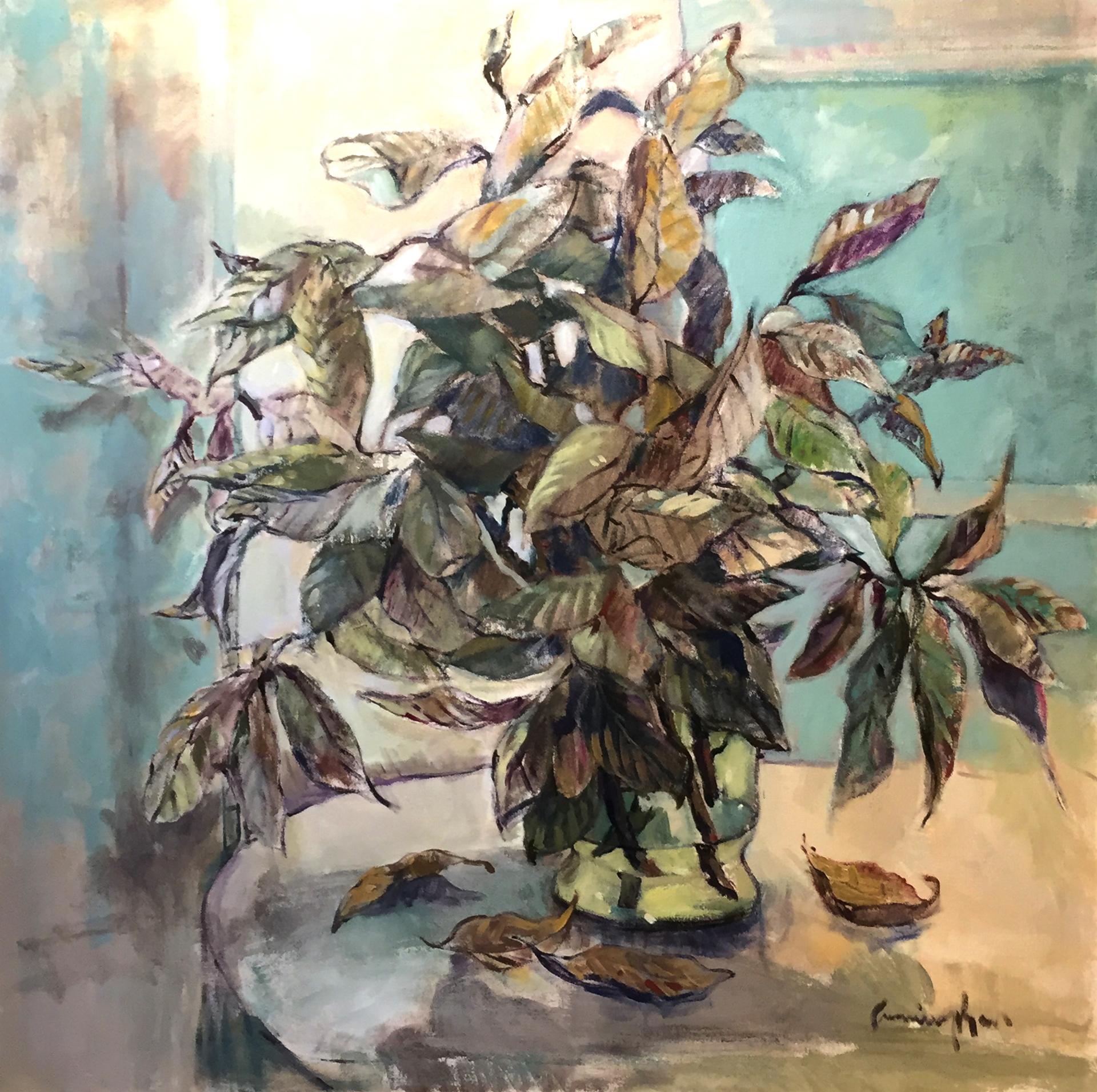Falling Leaves by Nan Cunningham
