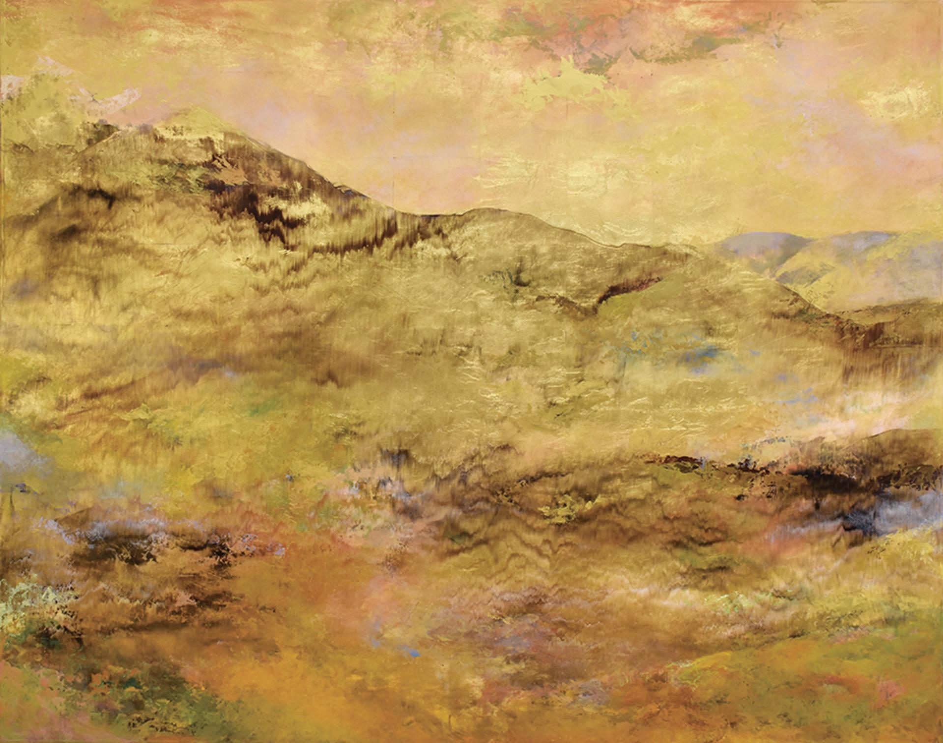 Mountain Trail by Nancy Reyner