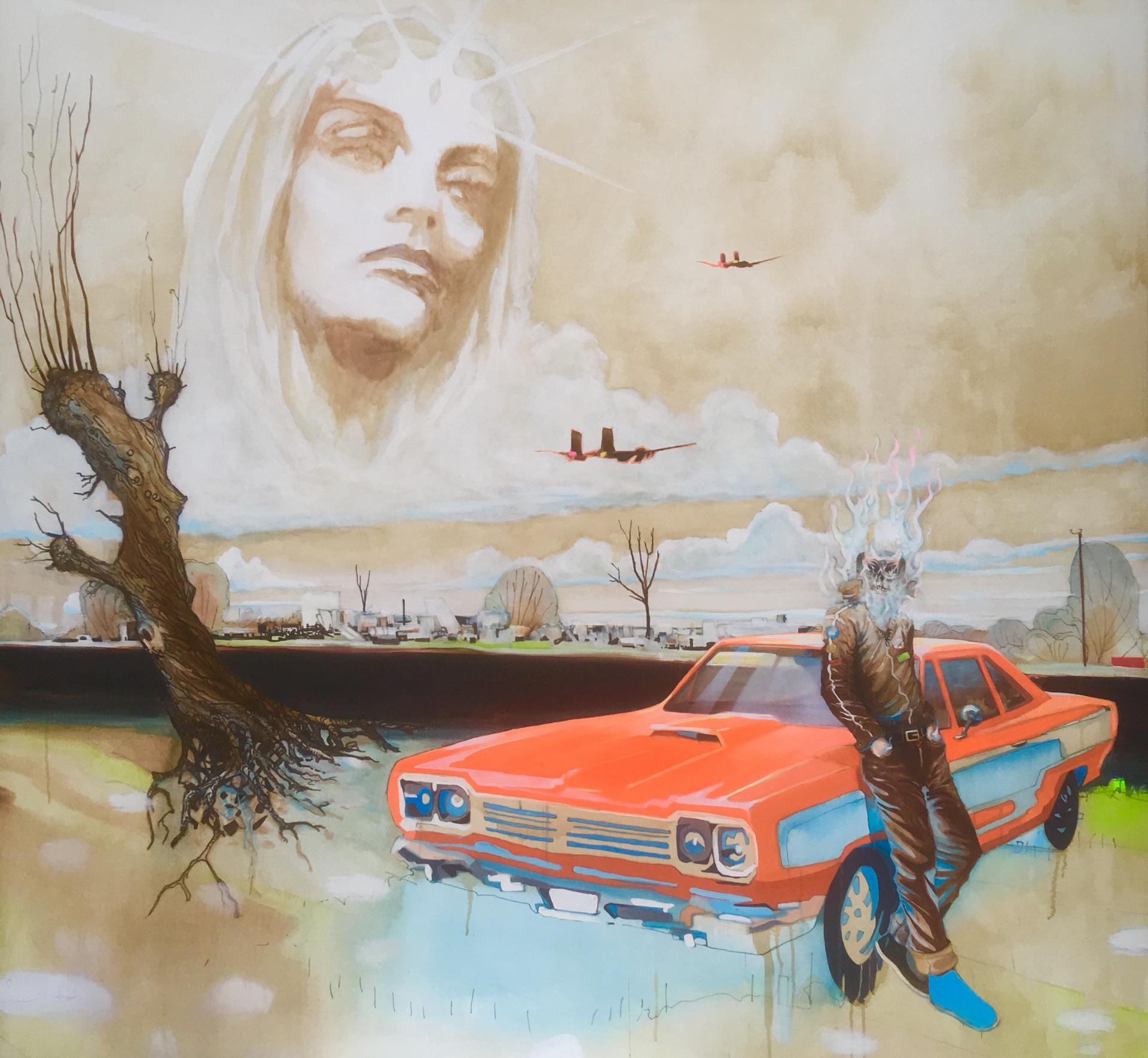 Karl 9000 by Joe Currie