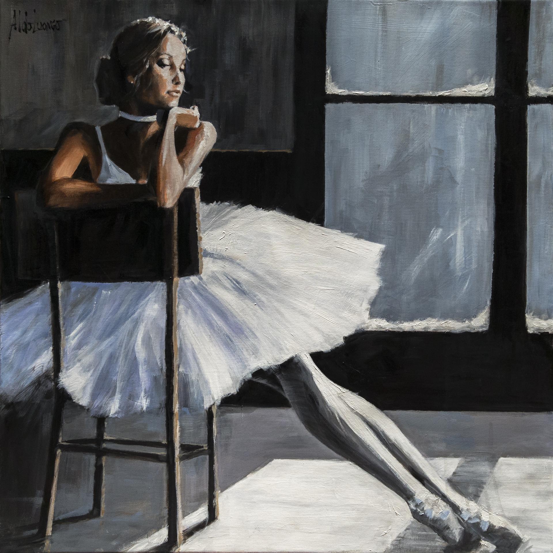 Winter Light II by Aldo Luongo
