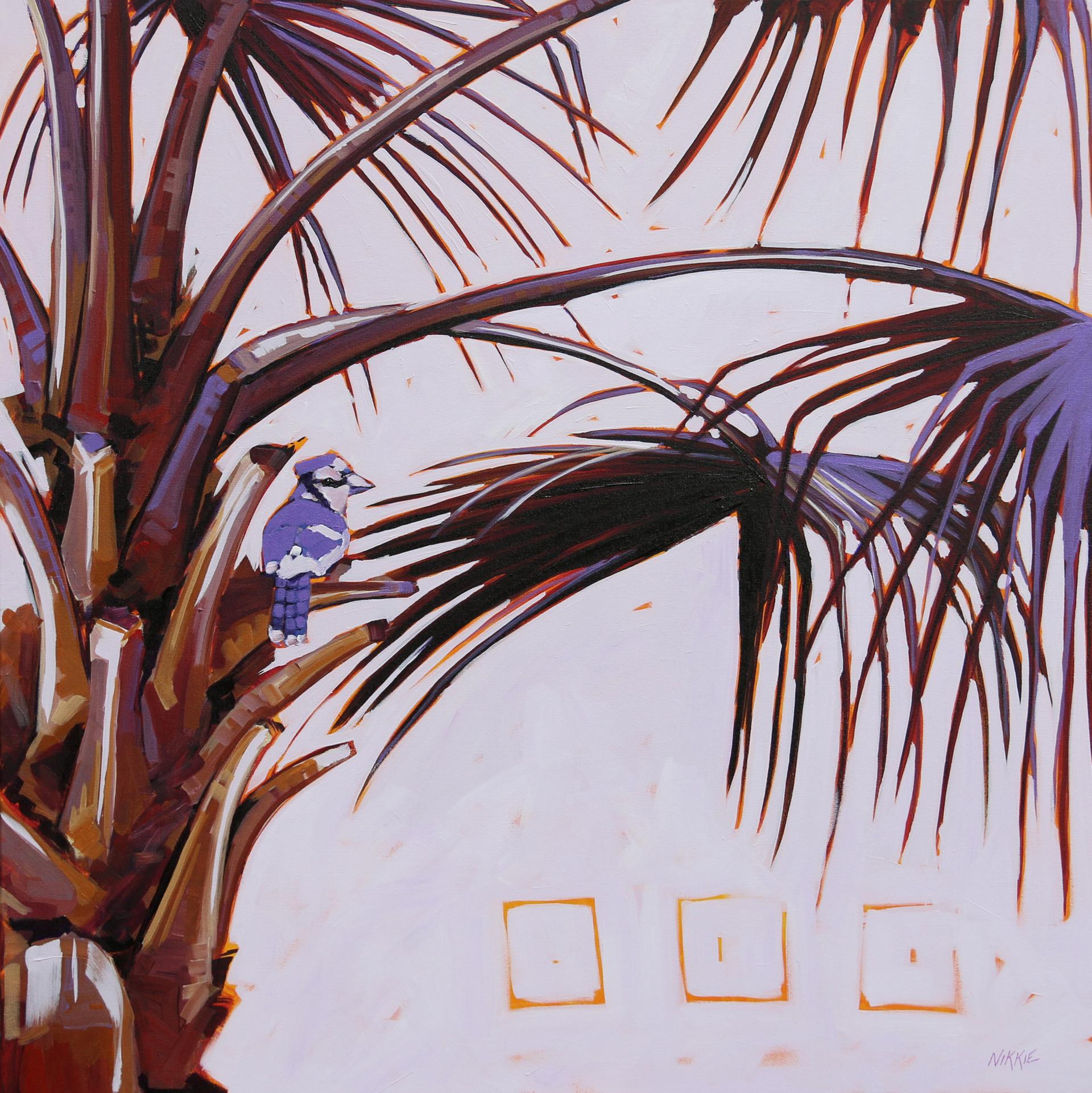 Gathering Twigs by Nikkie Markle