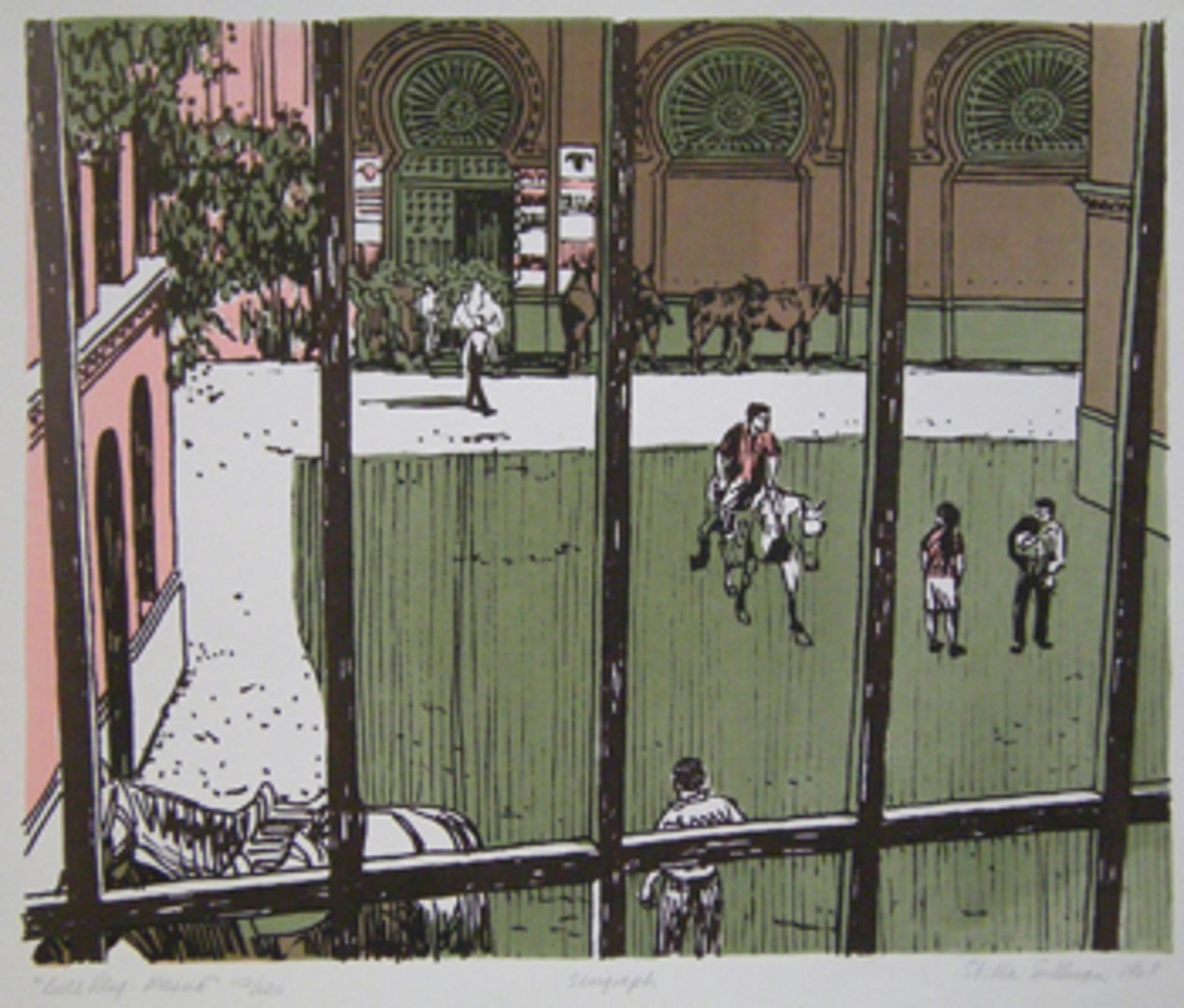 Bull Ring - Madrid by Stella Sullivan - Prints