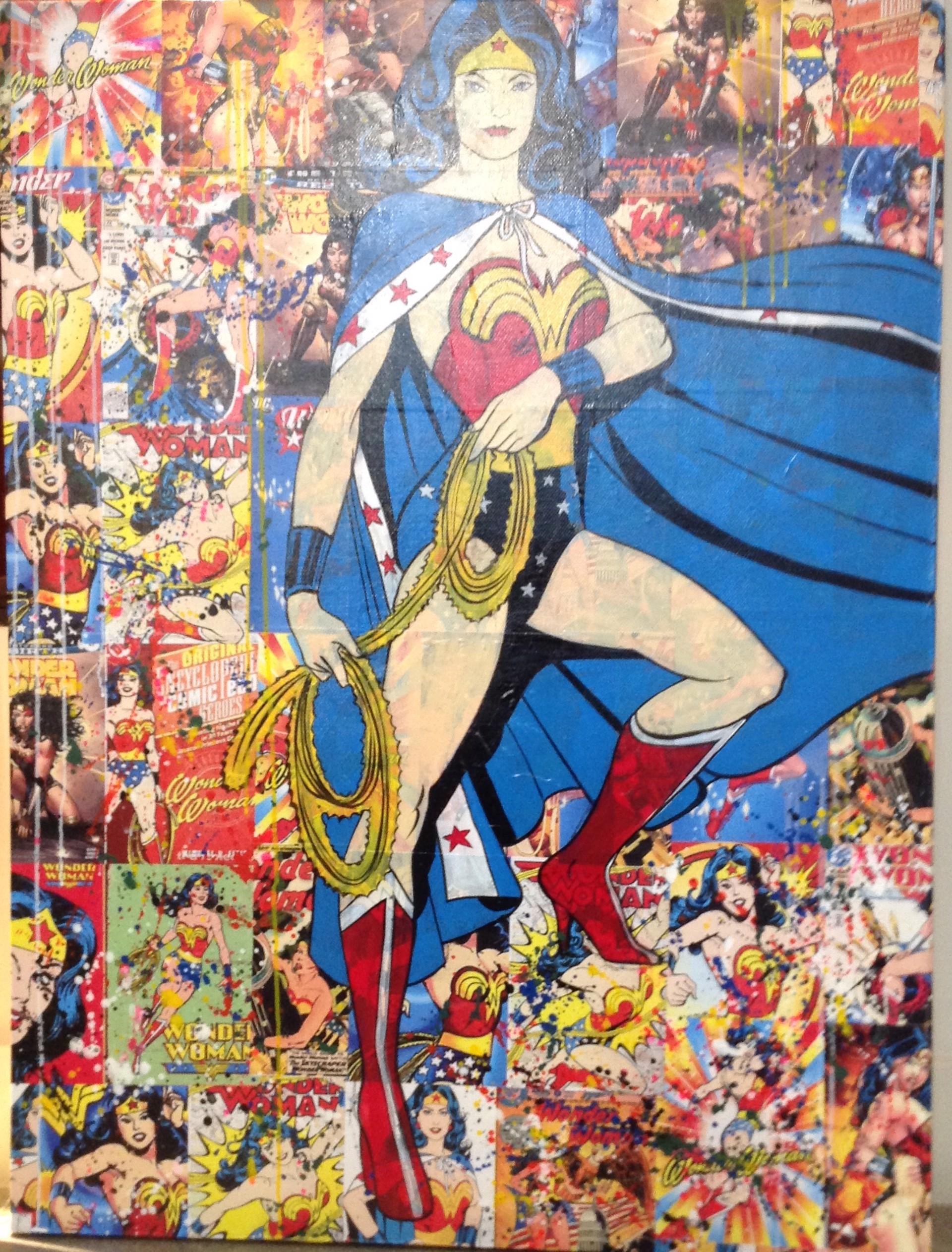 Wonder woman by Buma Project