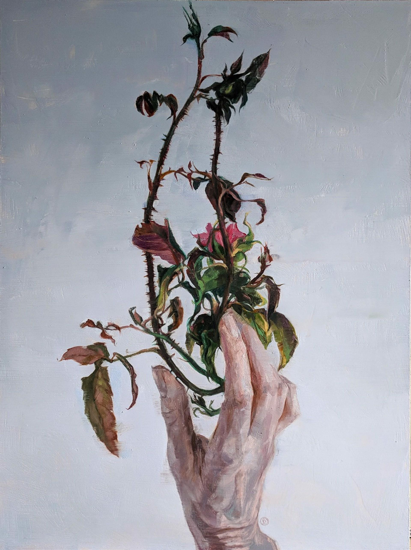 An Ugly Beauty by Elena Burykina